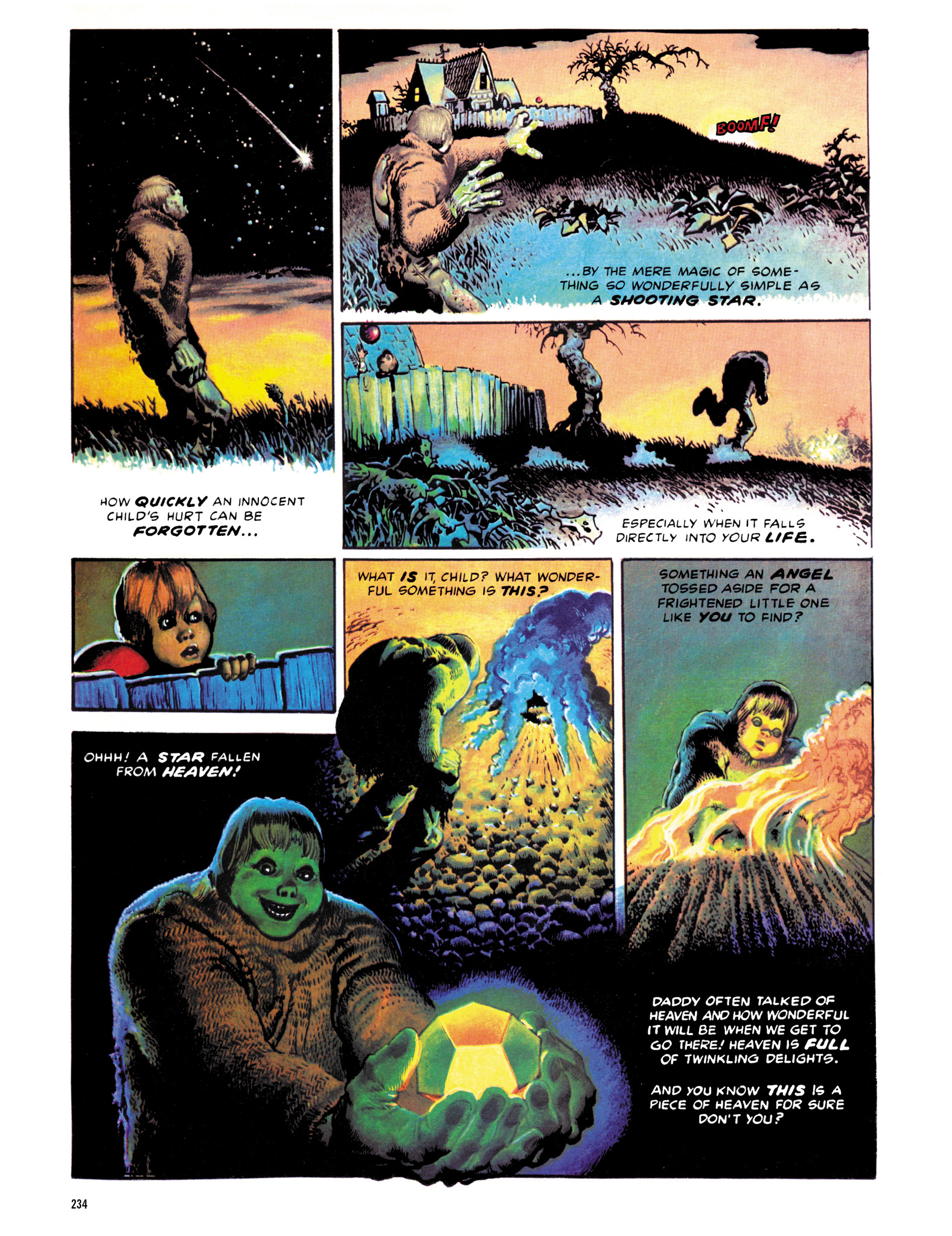 Read online Eerie Archives comic -  Issue # TPB 12 - 235