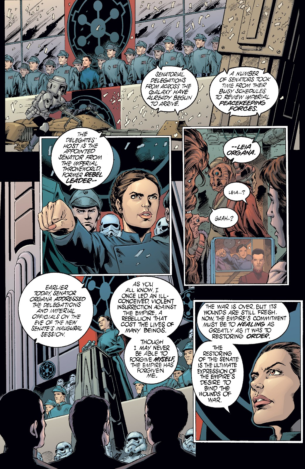Read online Star Wars Legends: Infinities - Epic Collection comic -  Issue # TPB (Part 1) - 56