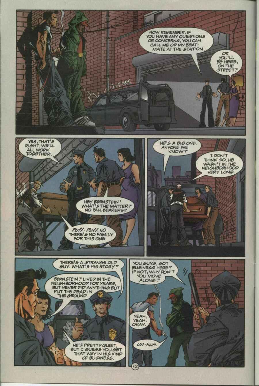 Read online Ultraverse Premiere comic -  Issue #4 - 12