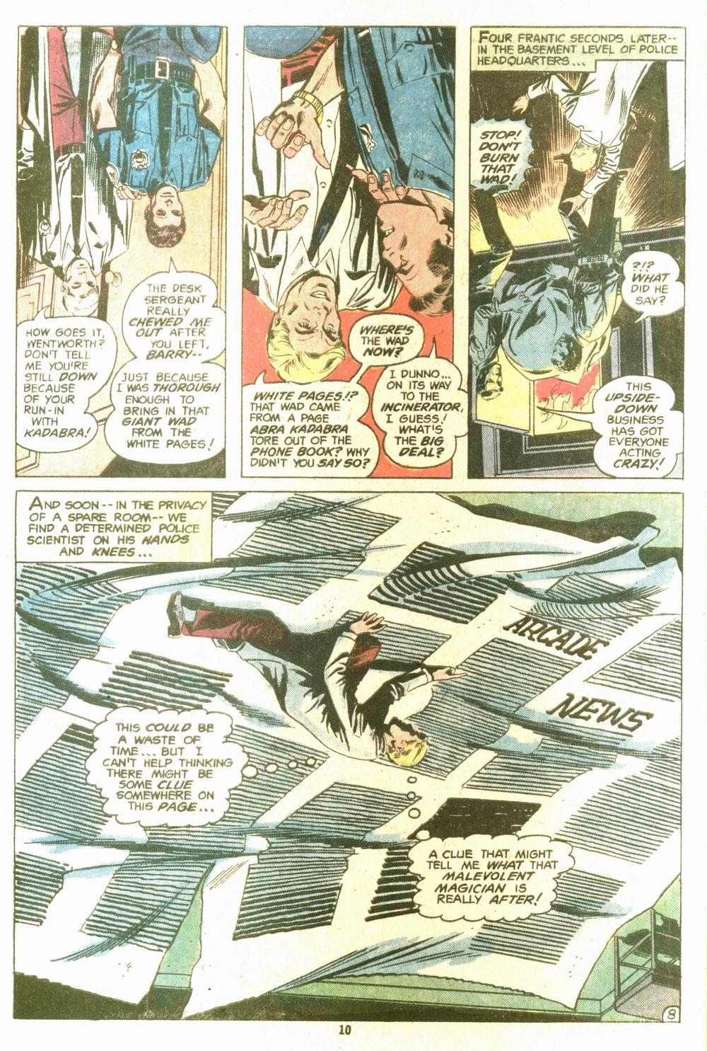 Read online Adventure Comics (1938) comic -  Issue #464 - 10