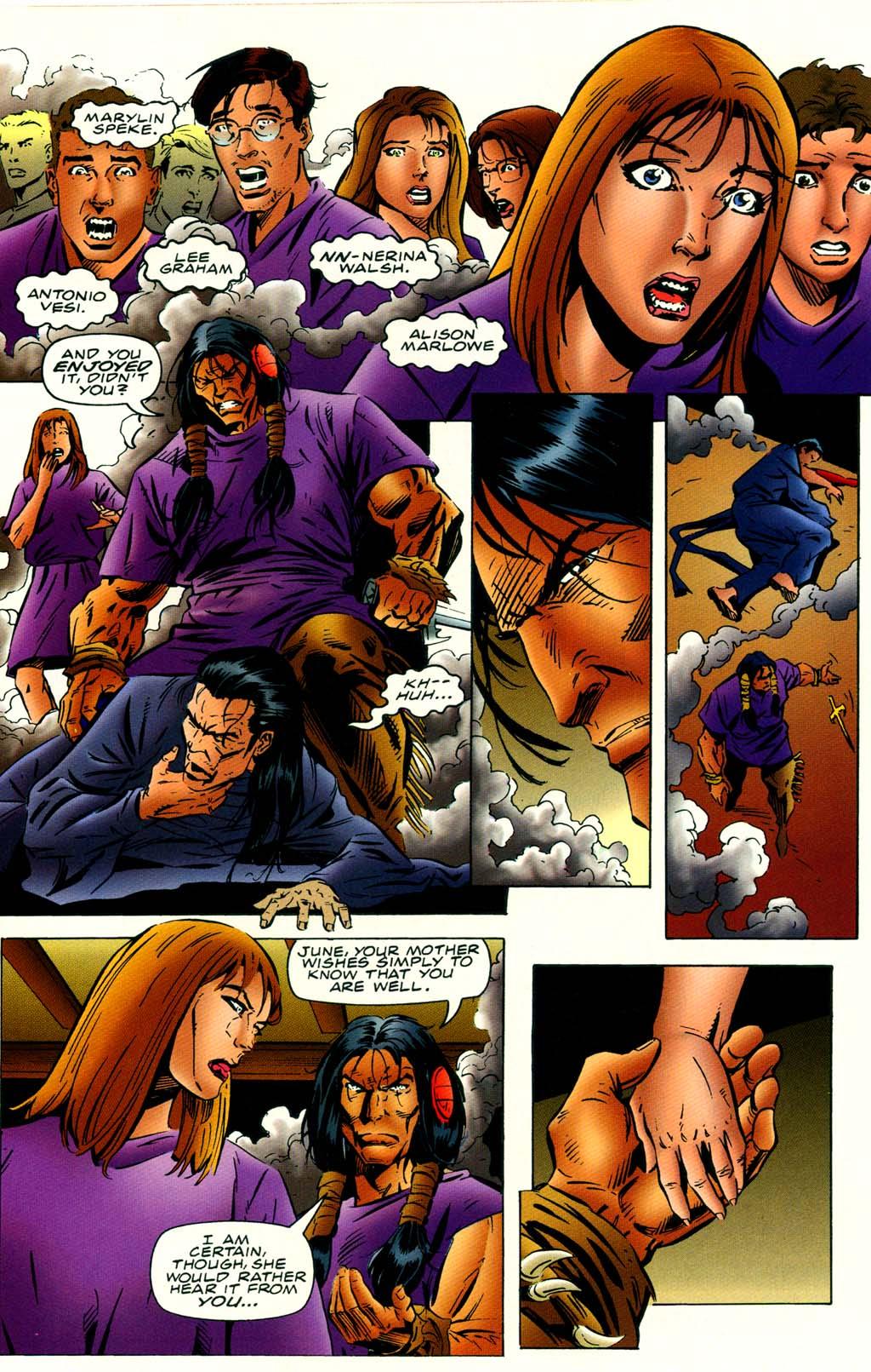 Read online Turok, Dinosaur Hunter (1993) comic -  Issue #42 - 19