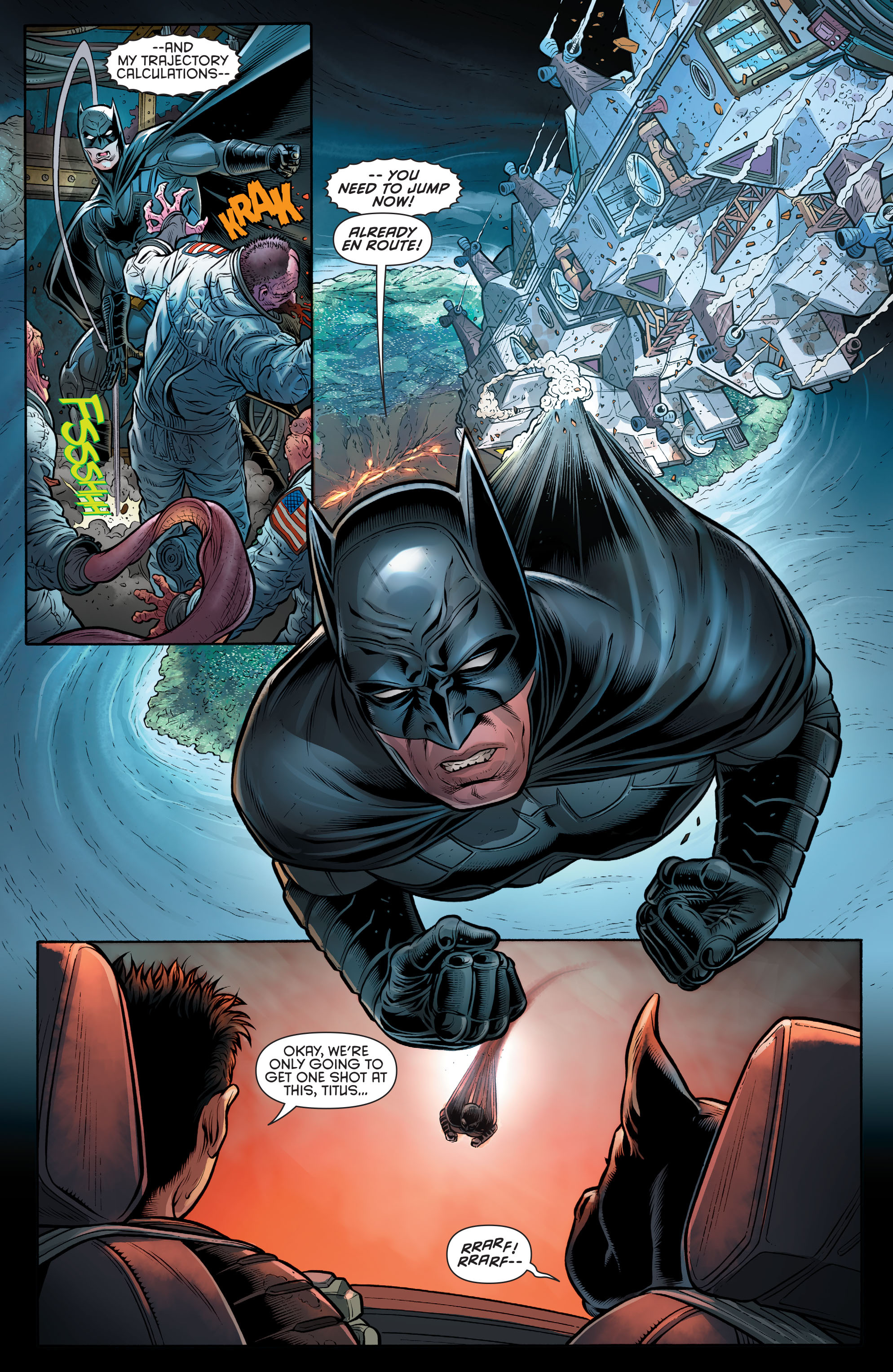 Read online Batman and Robin (2011) comic -  Issue # Annual 3 - 31
