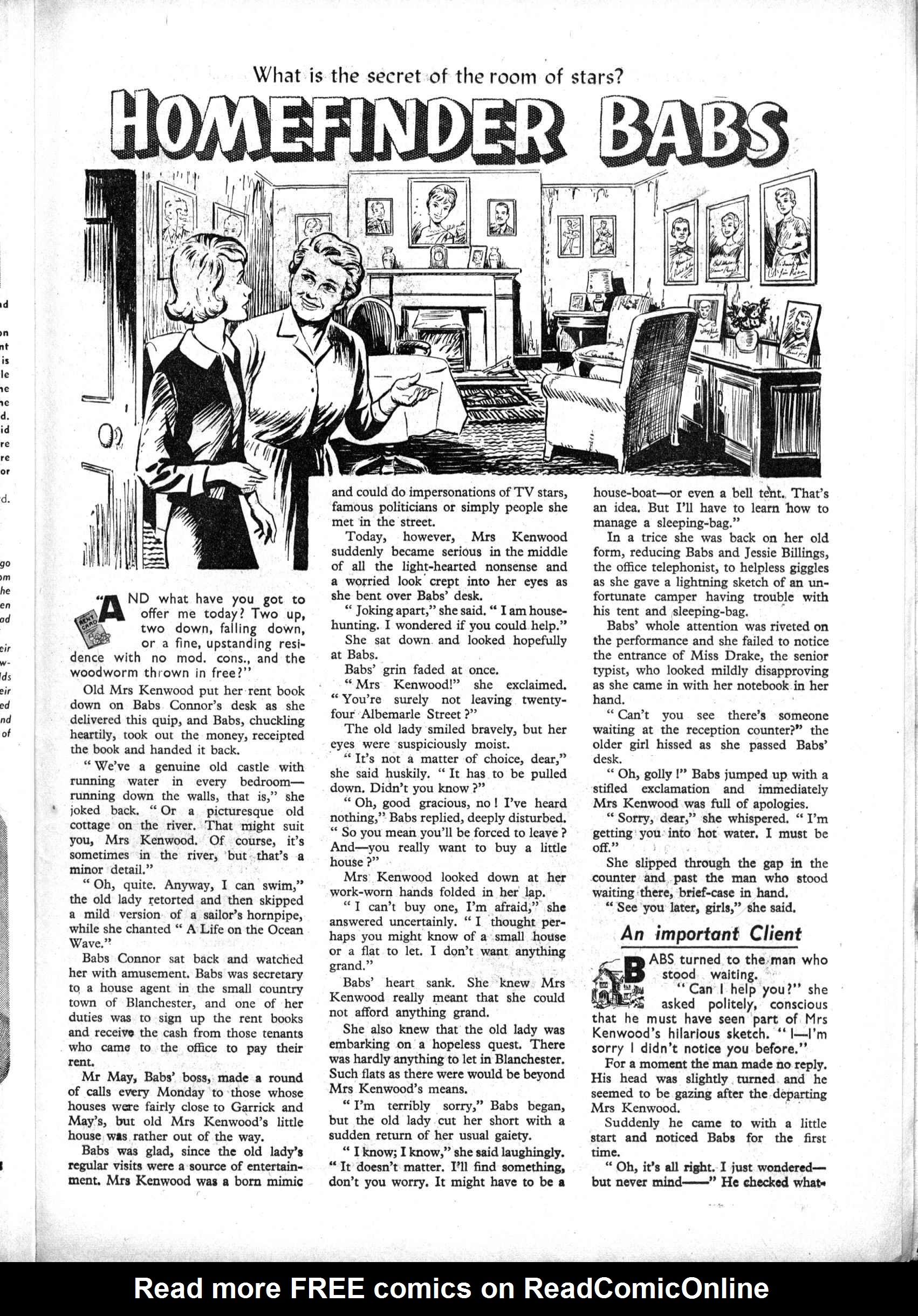 Read online Judy comic -  Issue #154 - 9