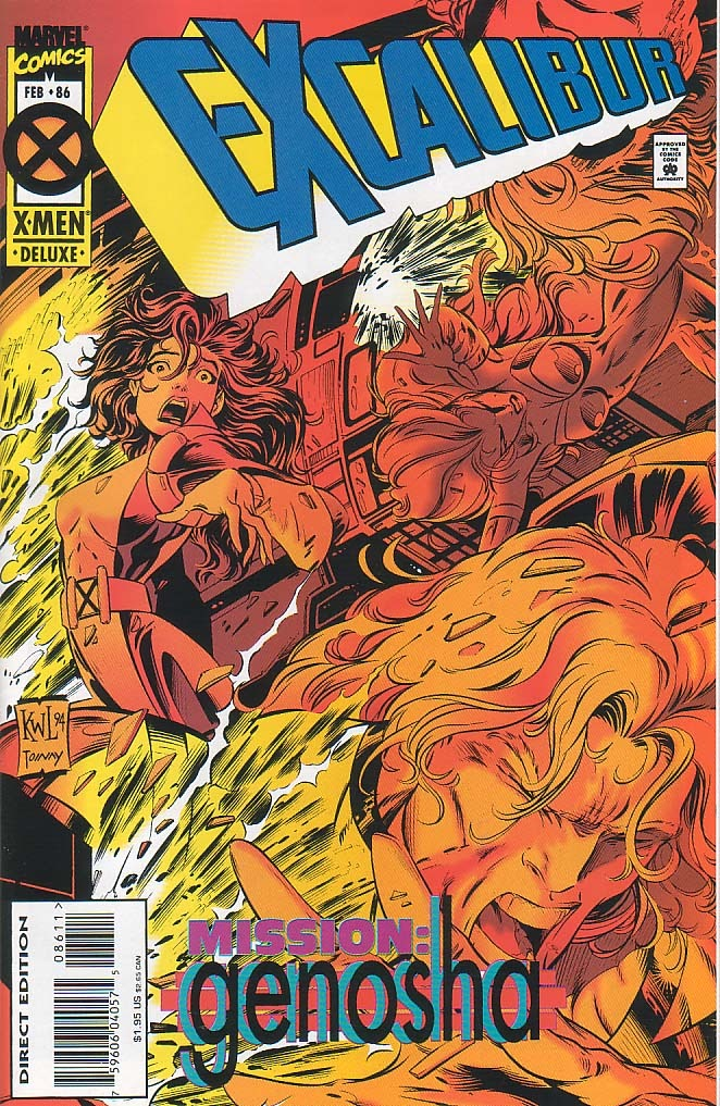 Excalibur (1988) issue 86 - Page 1