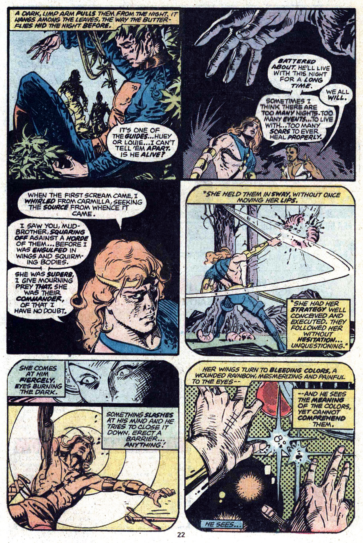 Read online Amazing Adventures (1970) comic -  Issue #39 - 23