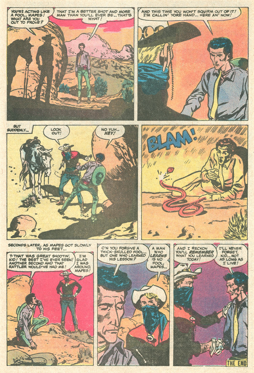 The Rawhide Kid (1955) issue 147 - Page 33