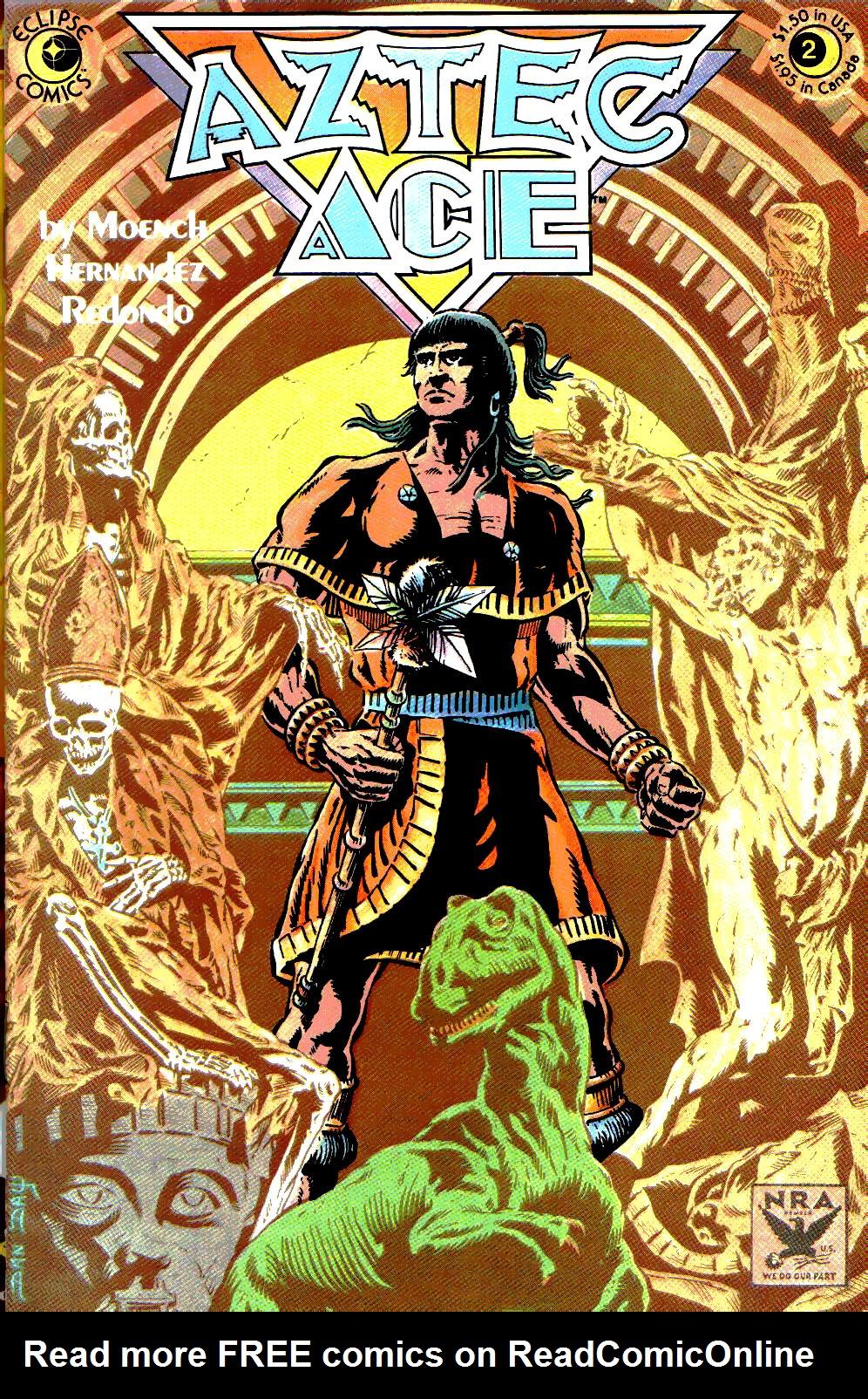 Aztec Ace 2 Page 1