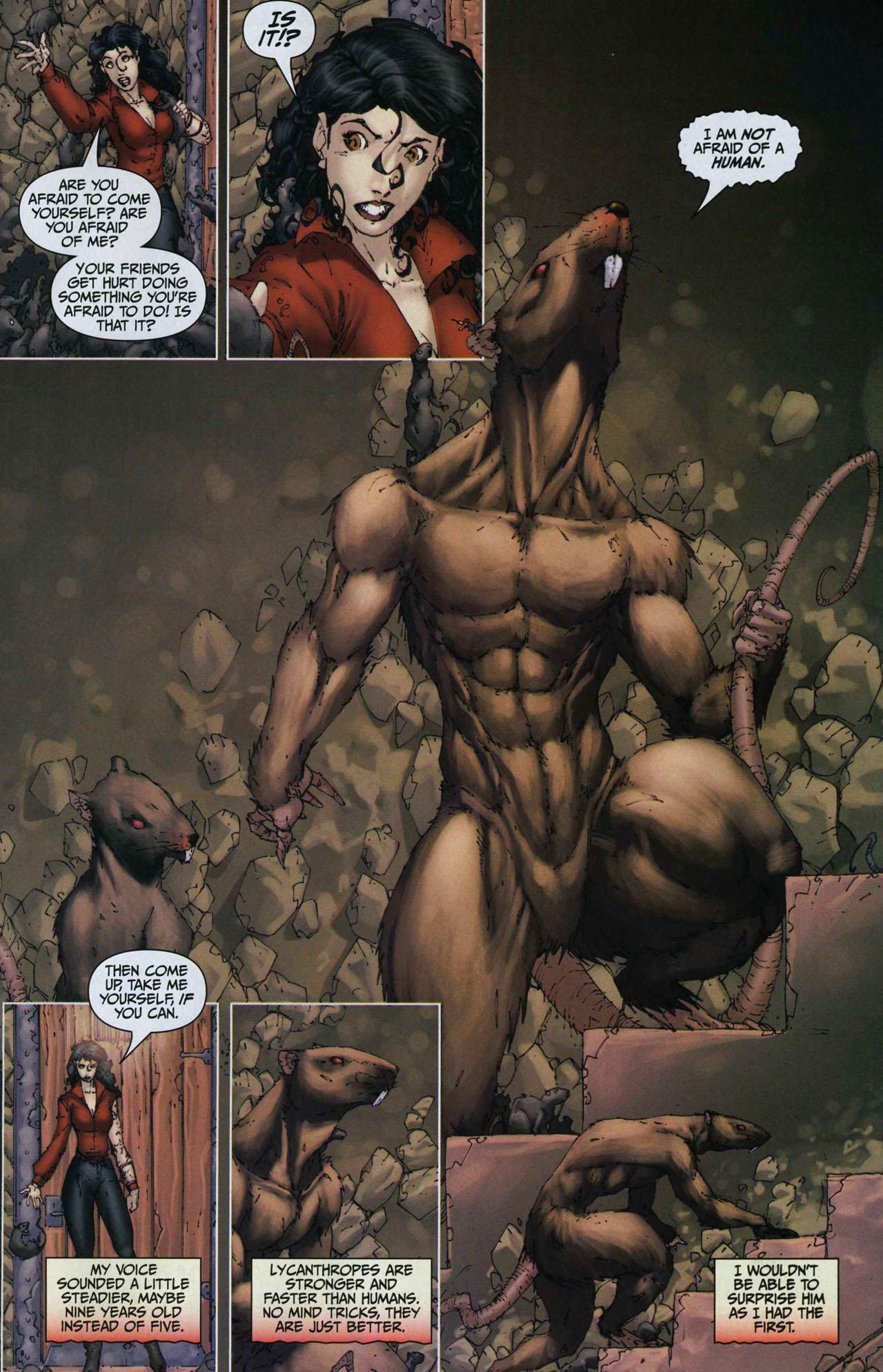 Read online Anita Blake, Vampire Hunter: Guilty Pleasures comic -  Issue #2 - 21