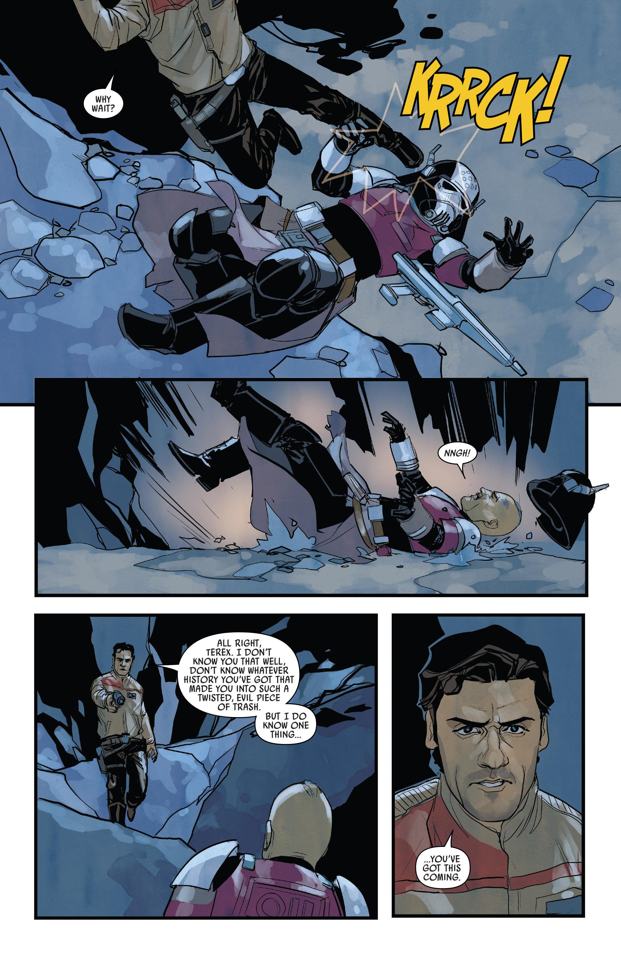 Read online Star Wars: Poe Dameron comic -  Issue #13 - 11