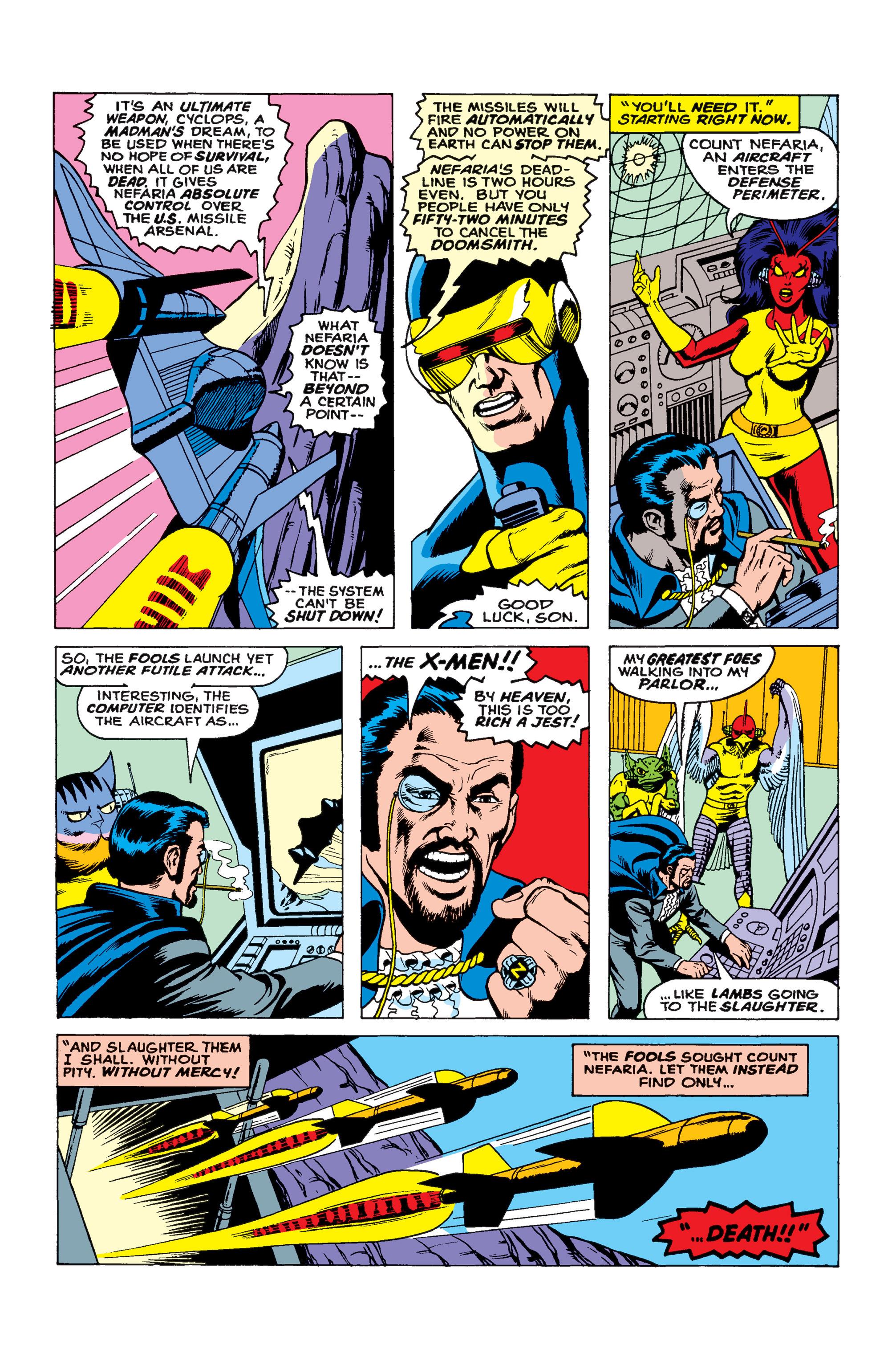 Uncanny X-Men (1963) 94 Page 16