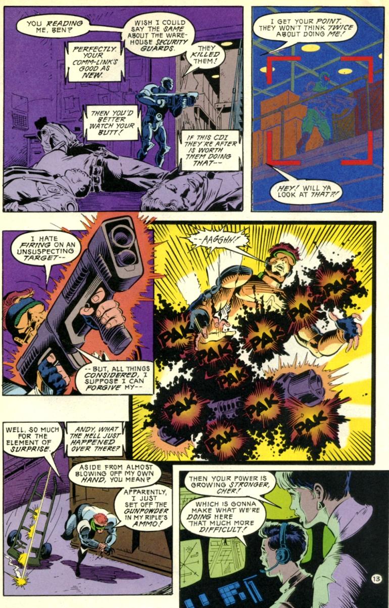 Read online Gunfire comic -  Issue #2 - 17