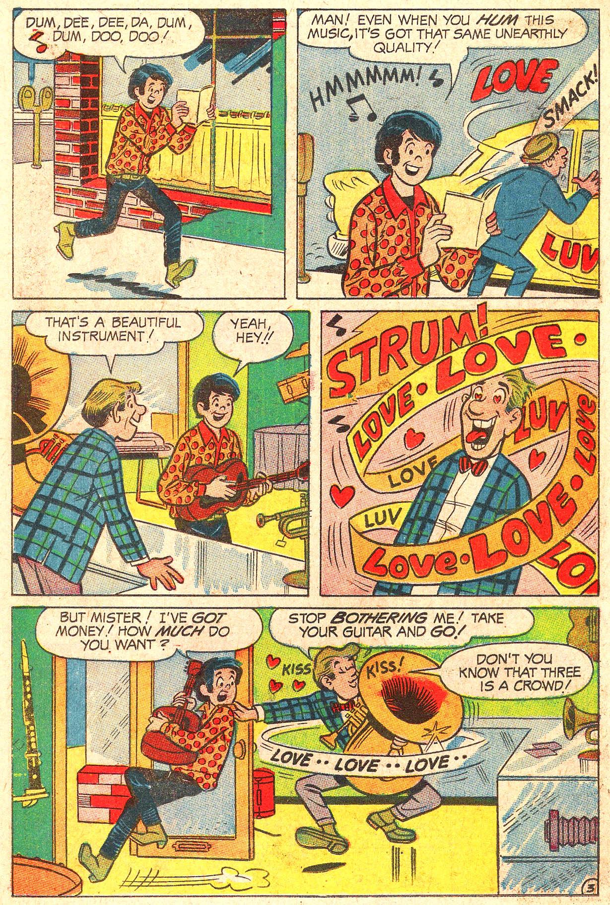 Read online She's Josie comic -  Issue #34 - 22