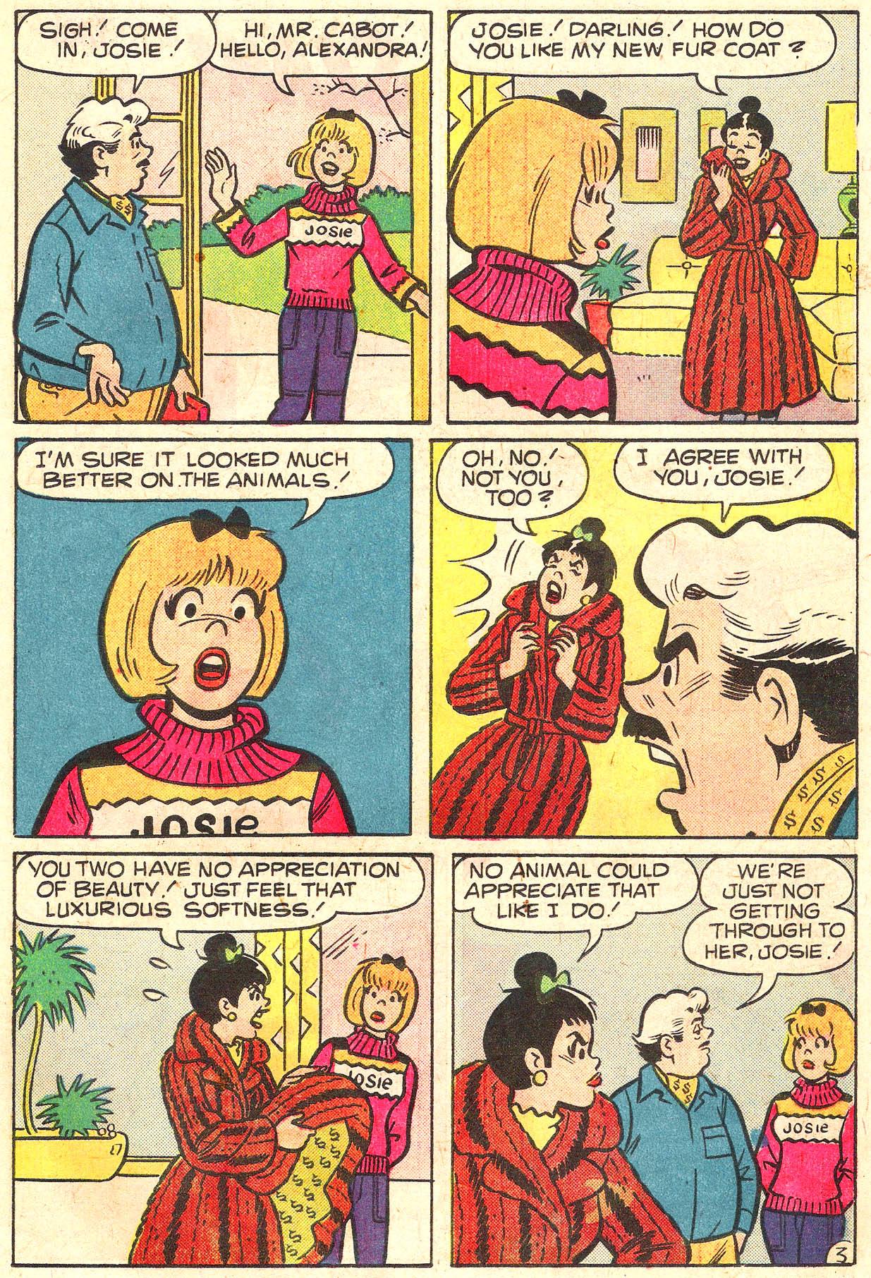 Read online She's Josie comic -  Issue #95 - 15