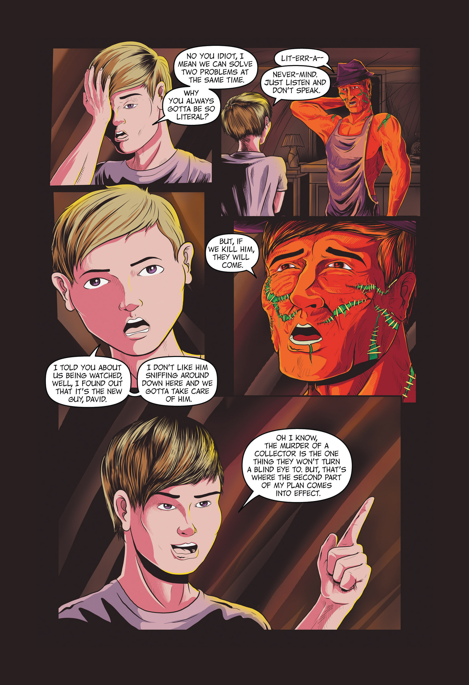 Read online Redemption Heights comic -  Issue # Full - 55