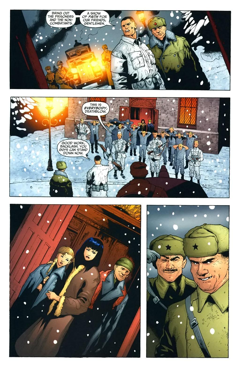 Read online Team Zero comic -  Issue #4 - 7