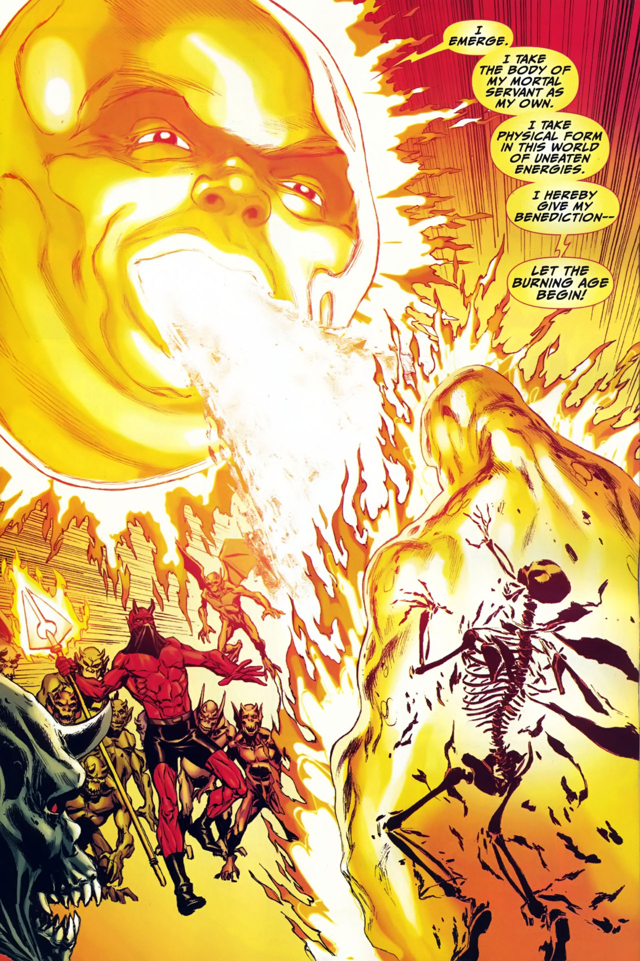Read online Shadowpact comic -  Issue #24 - 11