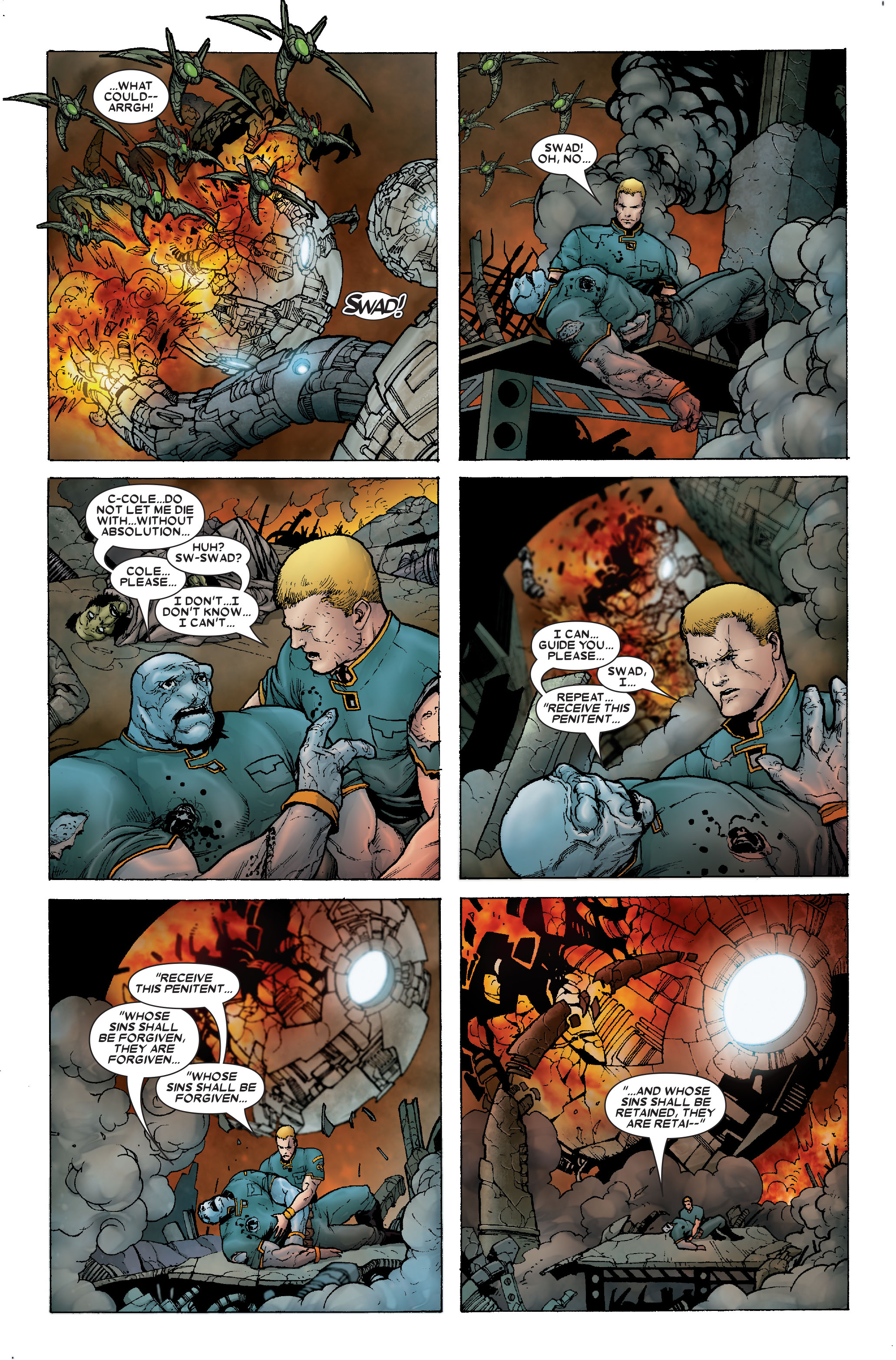 Read online Annihilation: Prologue comic -  Issue #Annihilation: Prologue Full - 7