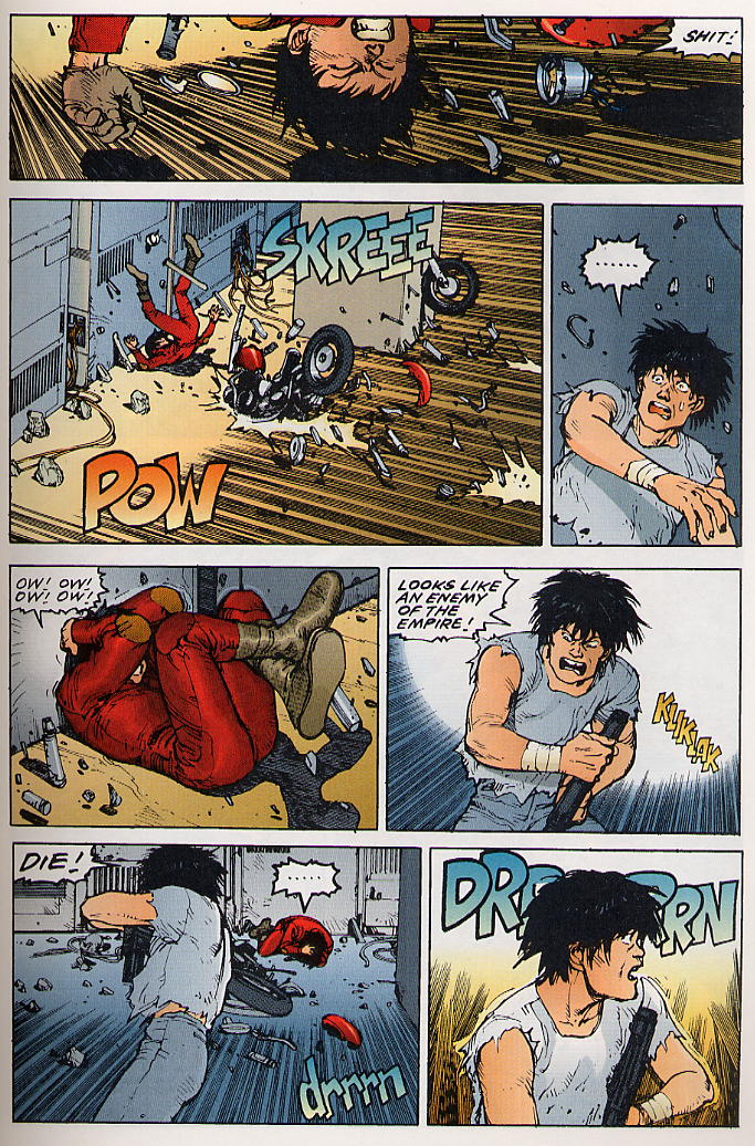 Read online Akira comic -  Issue #26 - 18