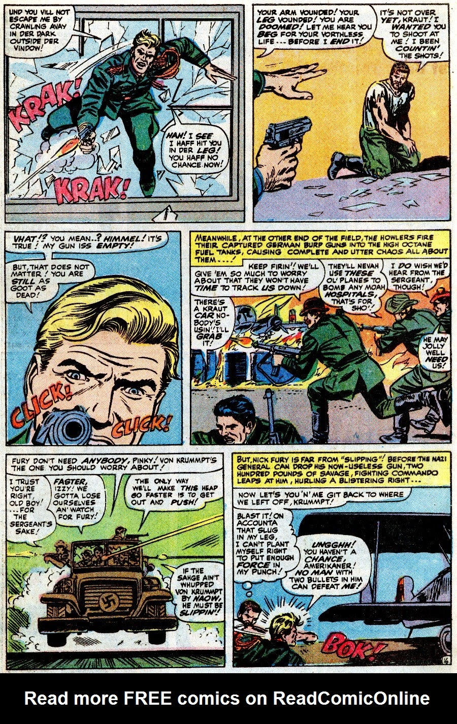 Sgt. Fury issue _Special_6 - Page 57