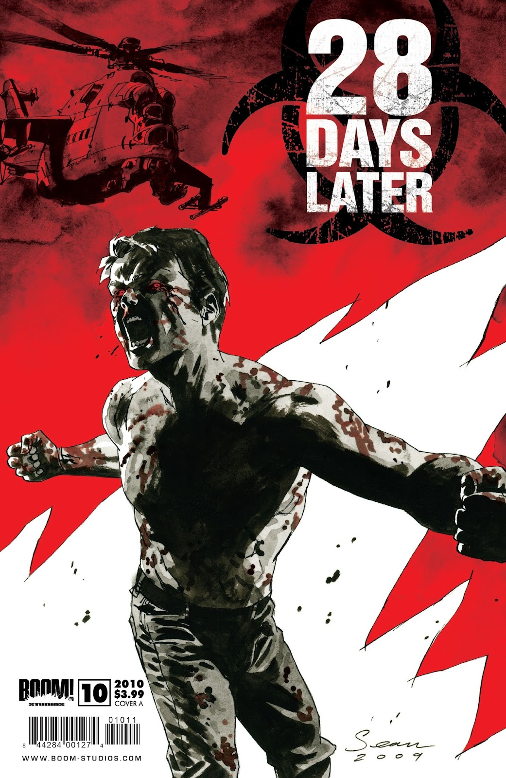 28 Days Later issue 10 - Page 1