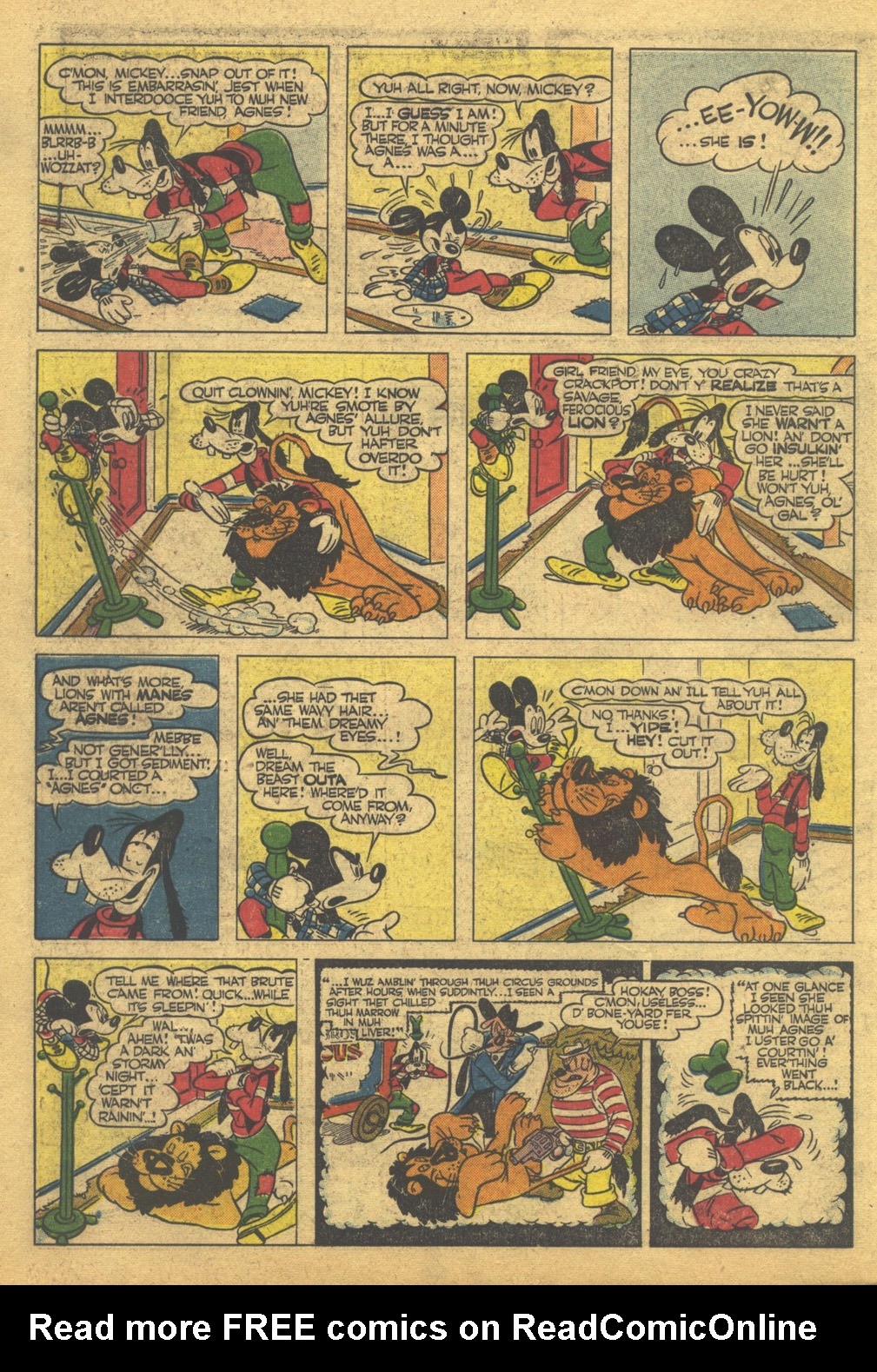 Walt Disney's Comics and Stories issue 86 - Page 44