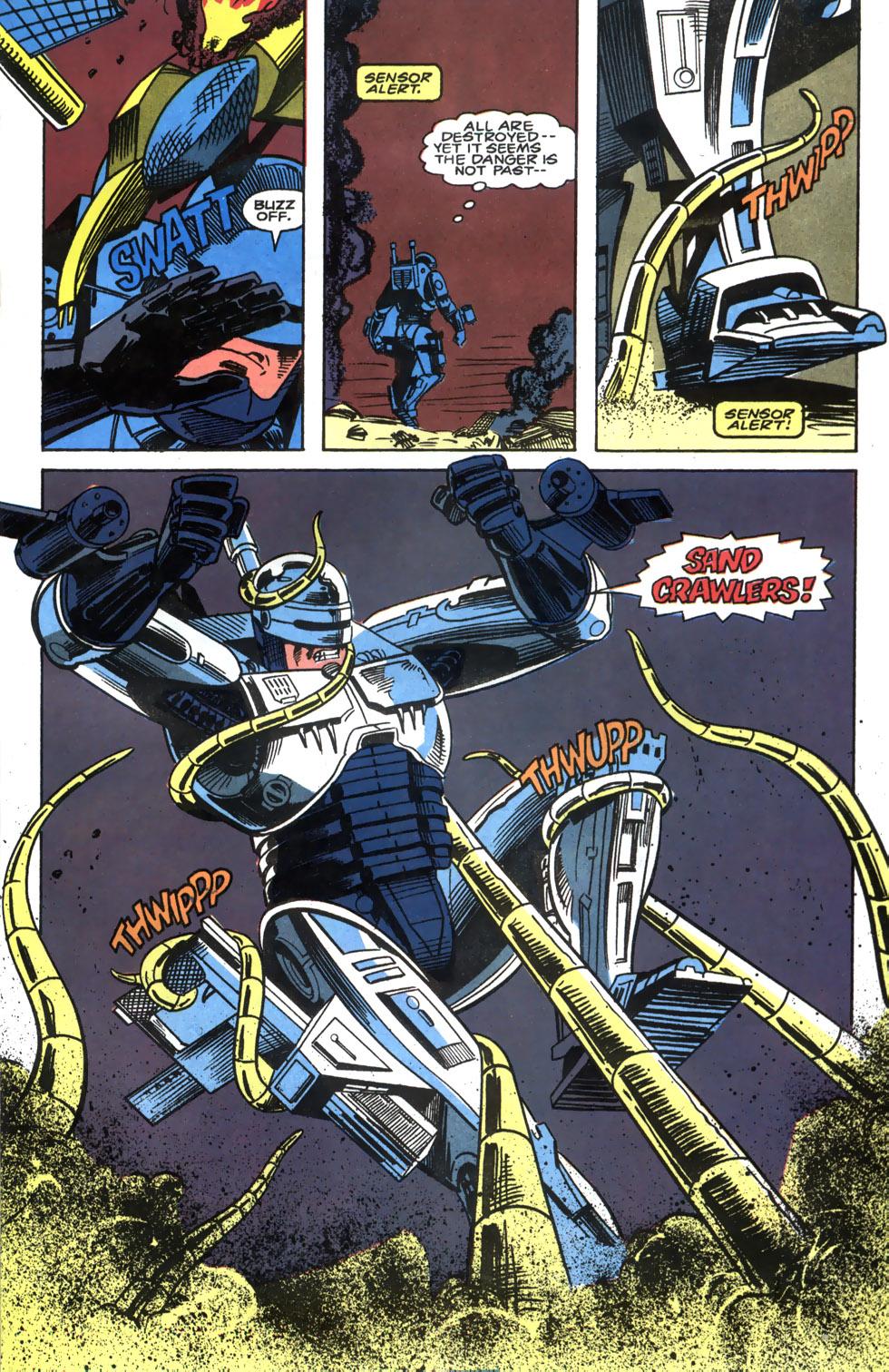 Read online Robocop (1990) comic -  Issue #5 - 4