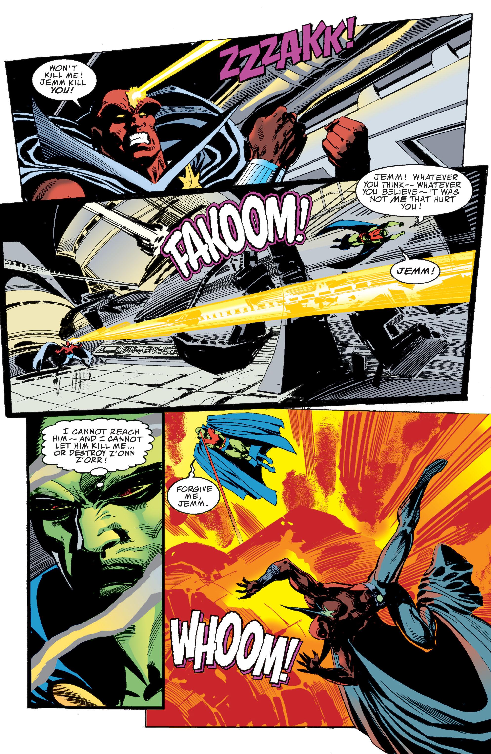 Read online Martian Manhunter: Son of Mars comic -  Issue # TPB - 117