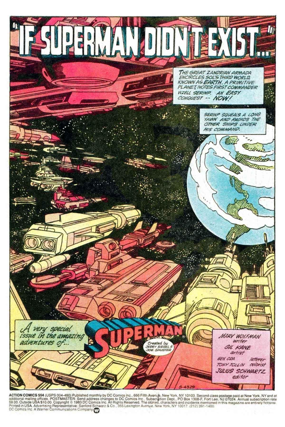 Action Comics (1938) 554 Page 1