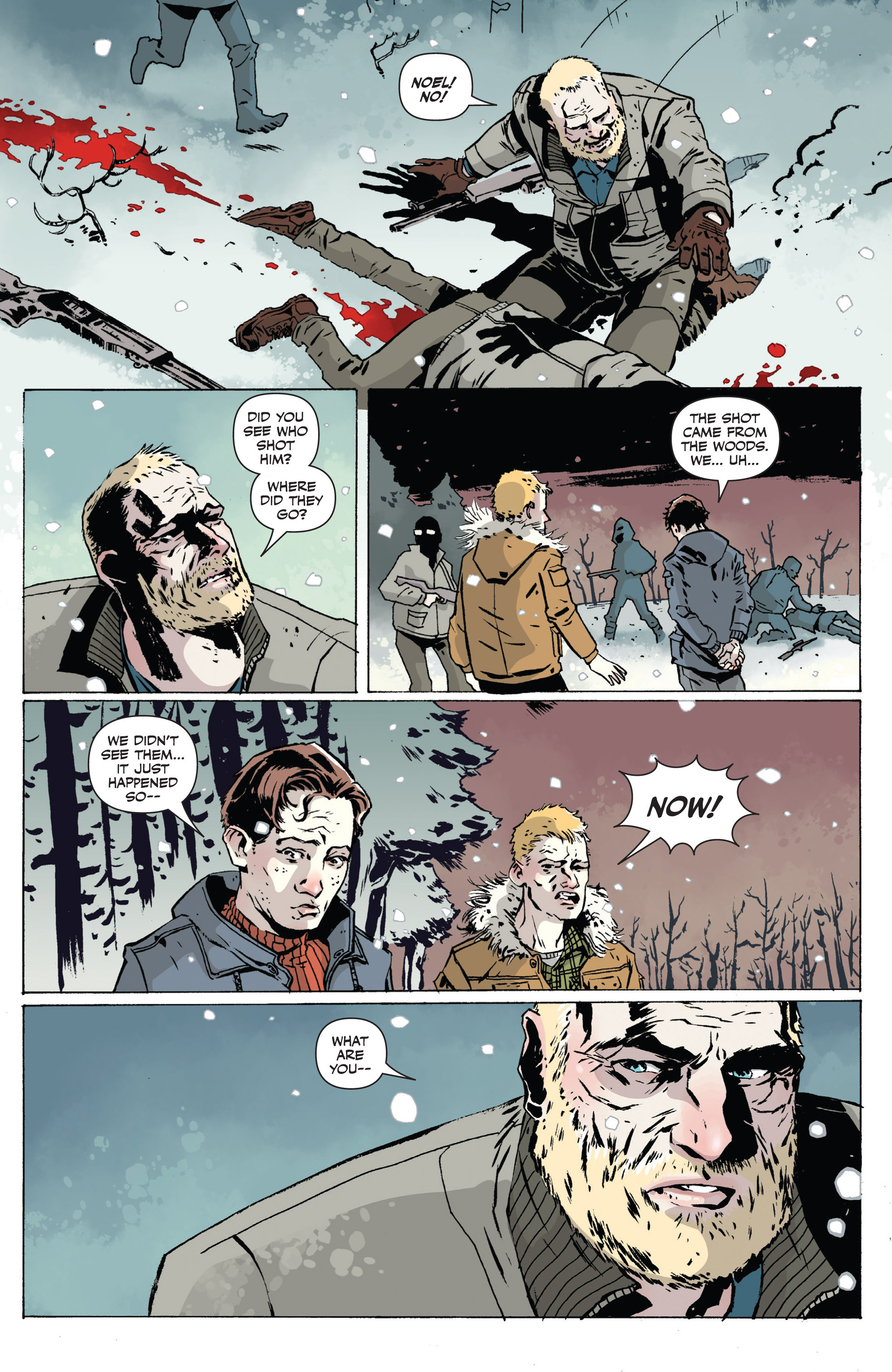 Read online Sheltered comic -  Issue #1 - 21