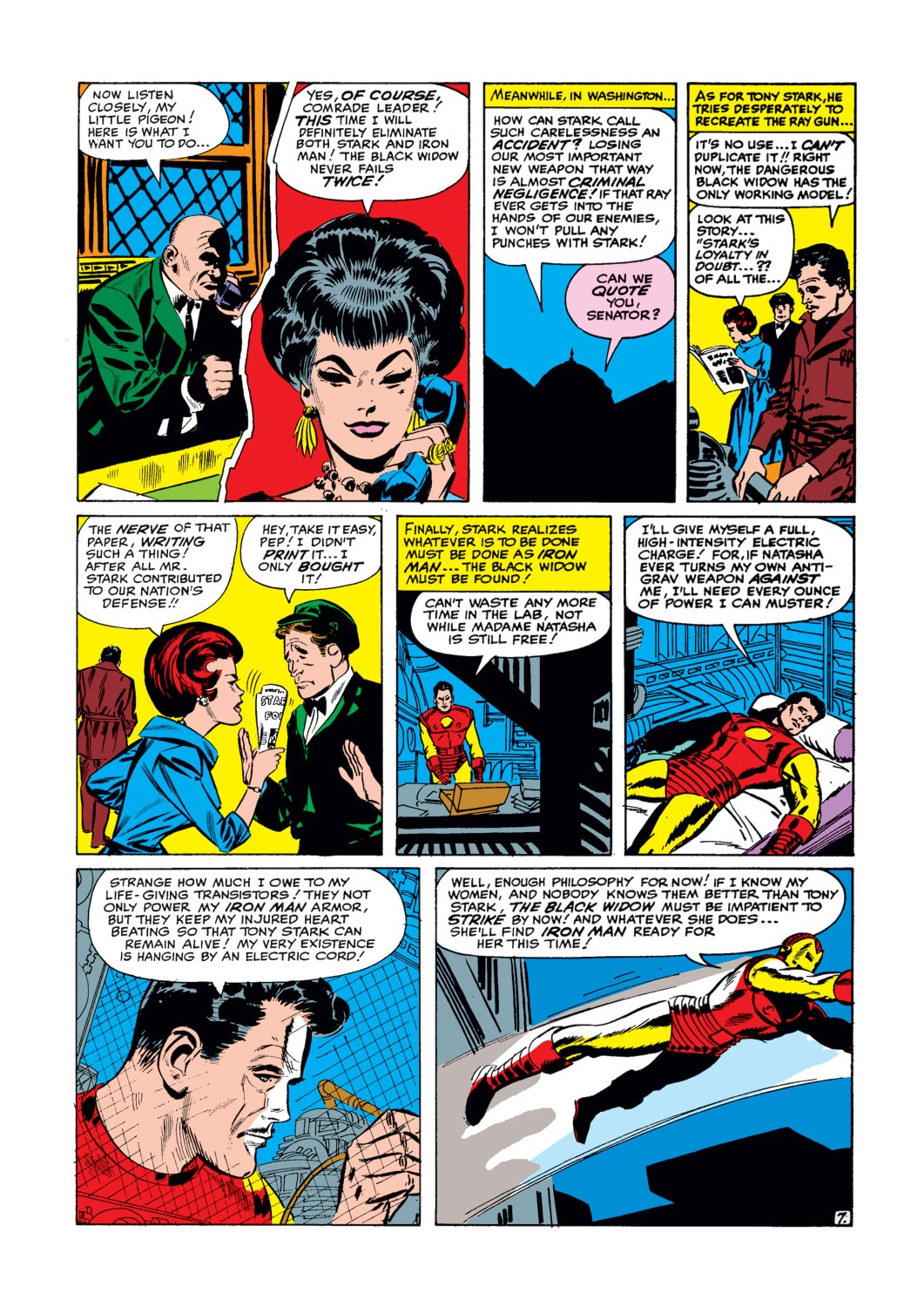 Tales of Suspense (1959) issue 53 - Page 8