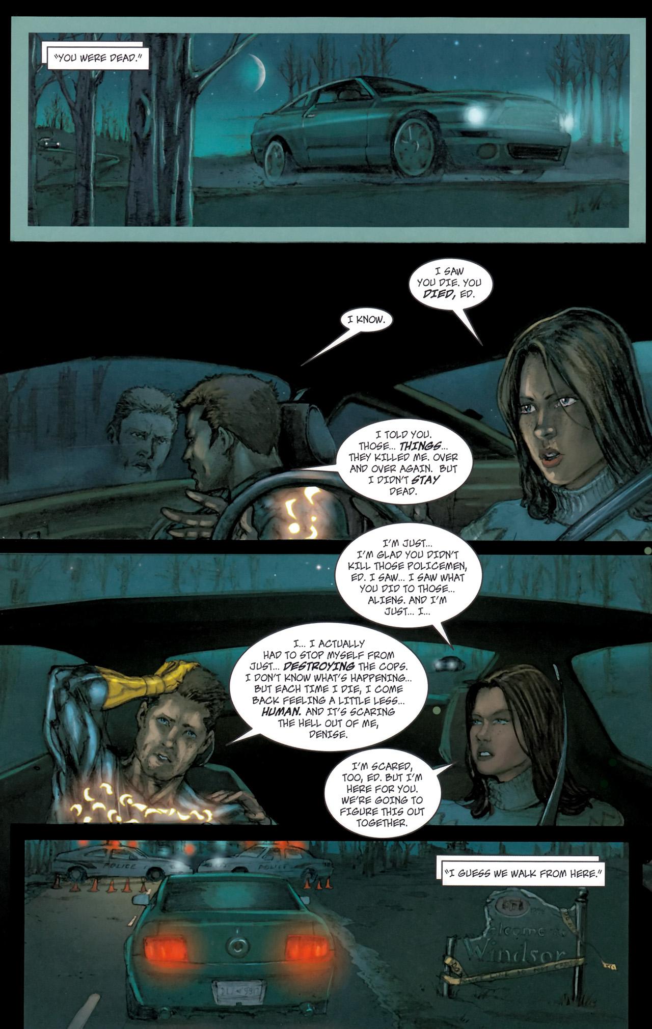 Read online Phoenix comic -  Issue #2 - 17