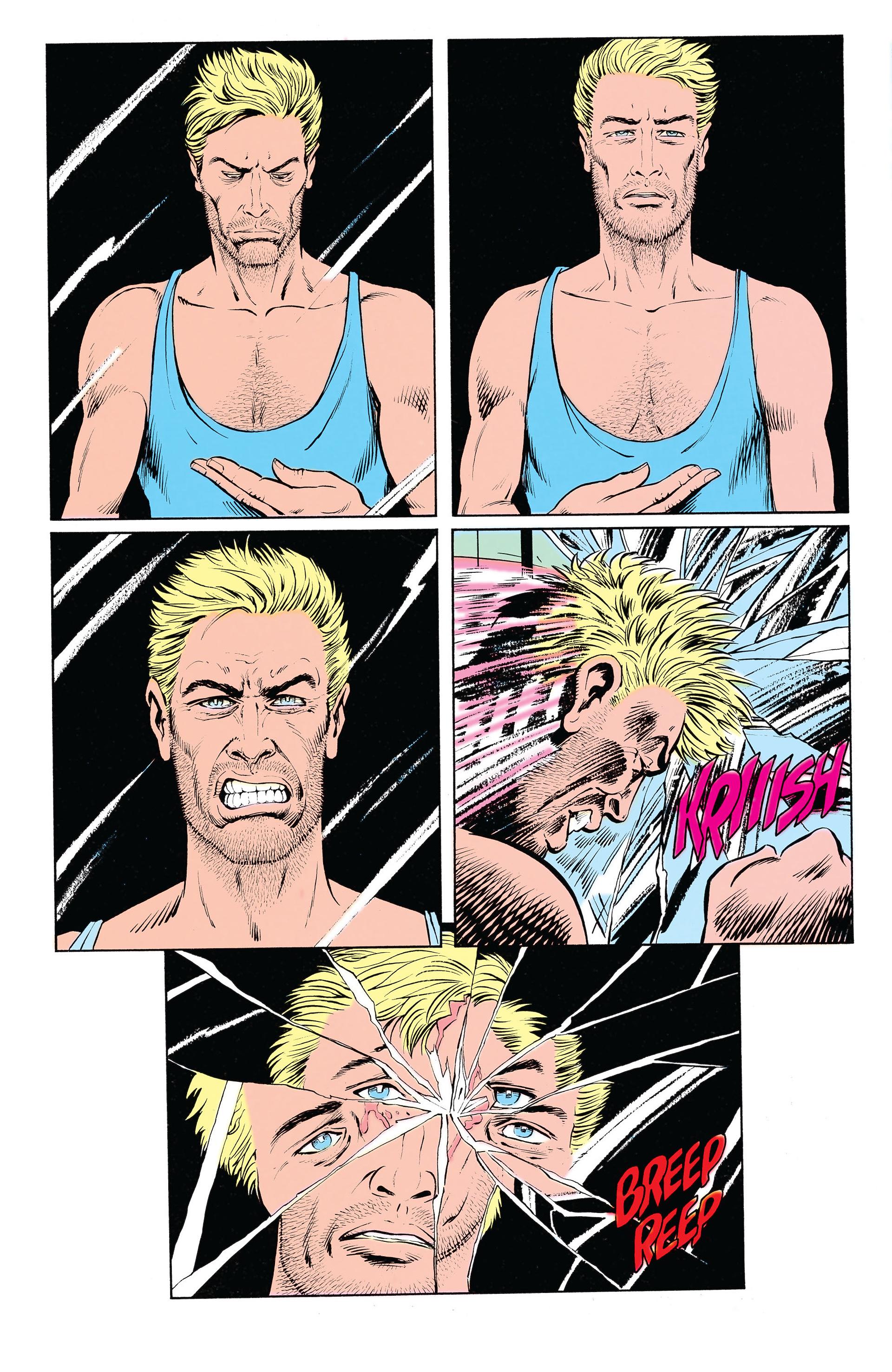 Read online Animal Man (1988) comic -  Issue #20 - 23