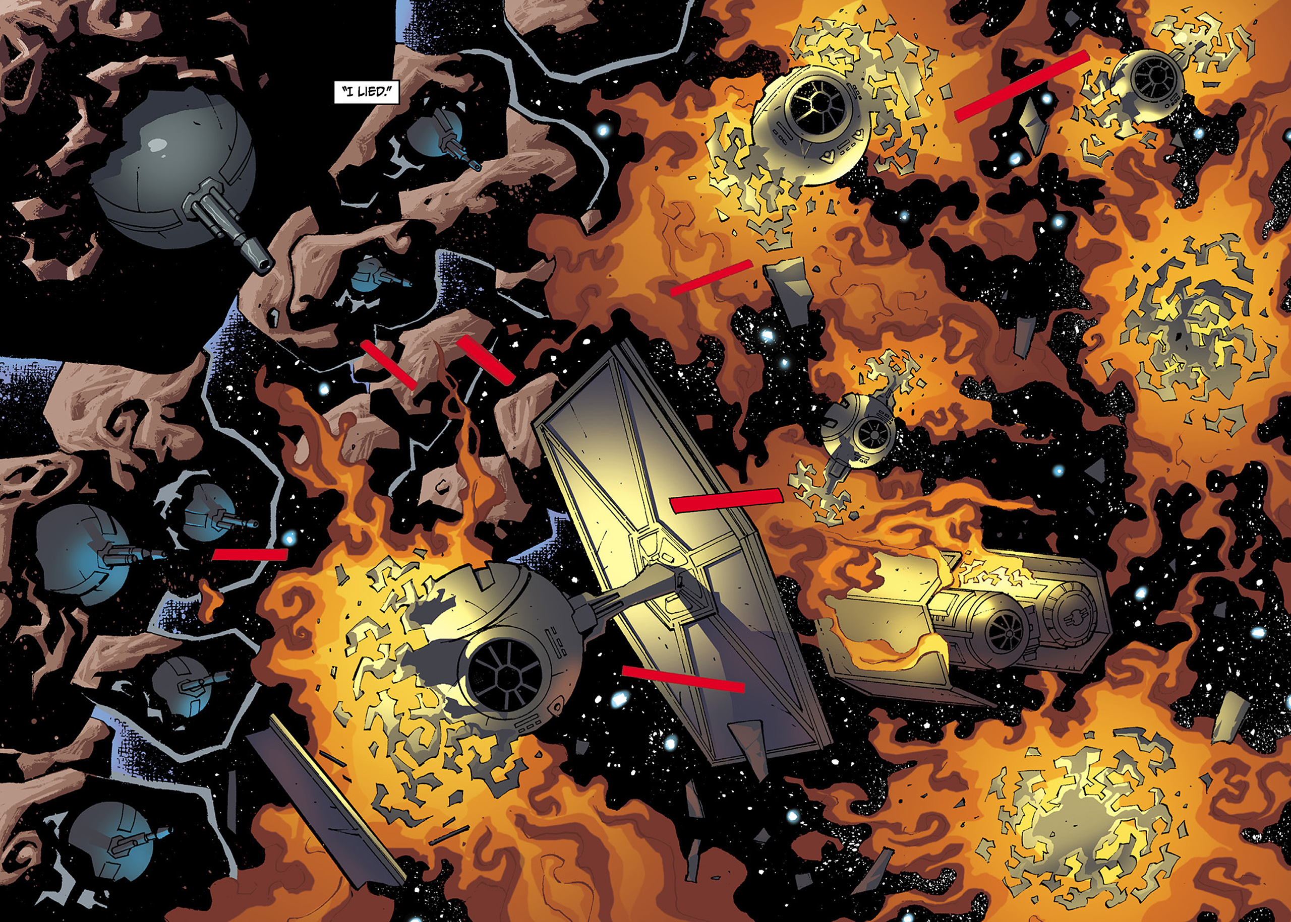 Read online Star Wars Omnibus comic -  Issue # Vol. 33 - 272