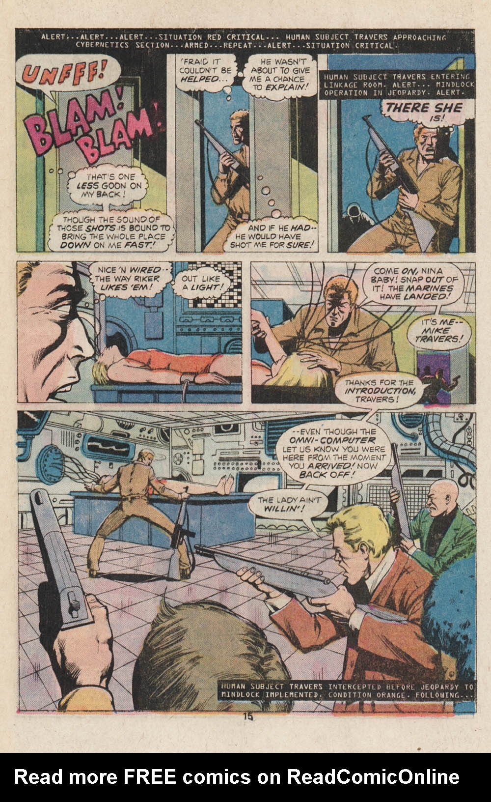 Read online Astonishing Tales (1970) comic -  Issue #32 - 10