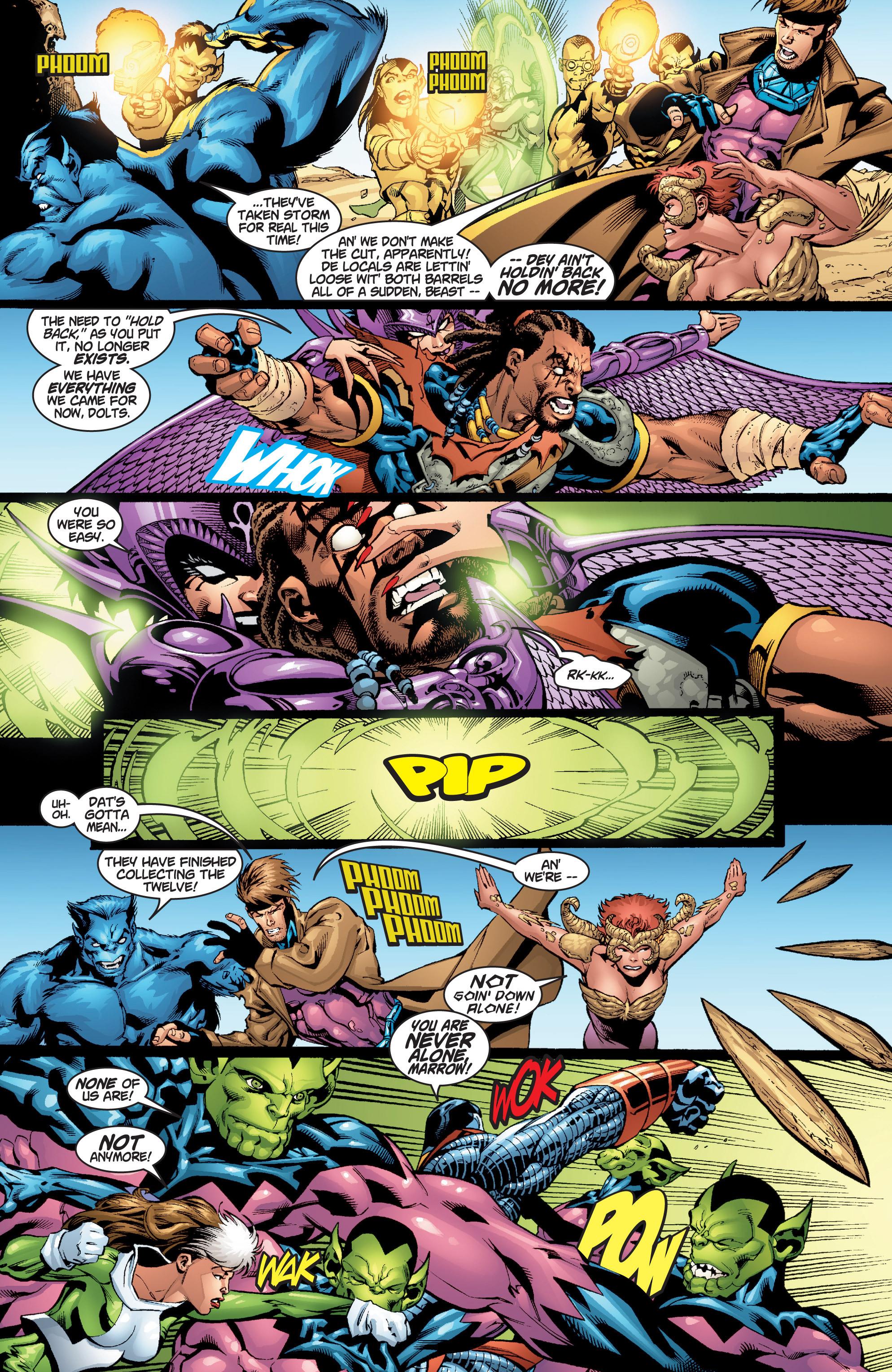 Read online Uncanny X-Men (1963) comic -  Issue #377 - 17