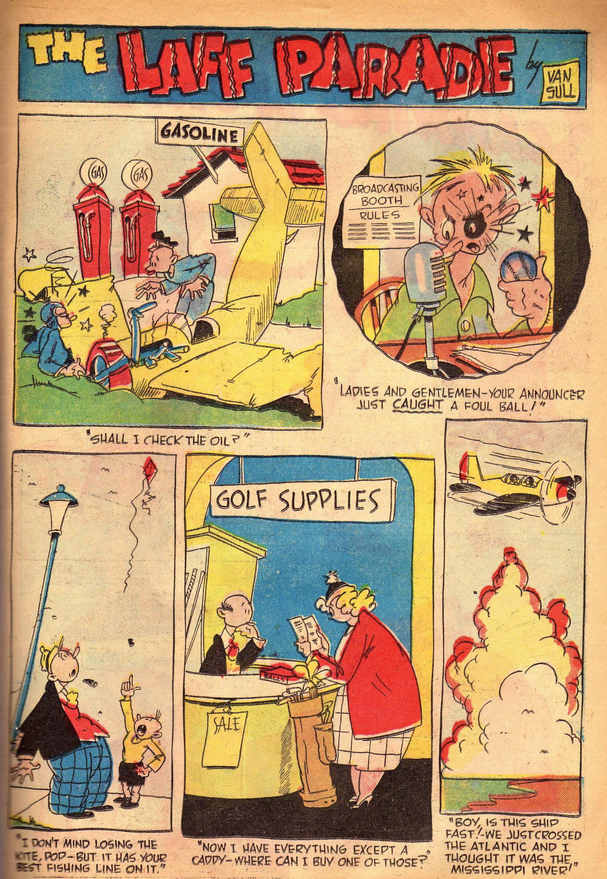 Bang-Up Comics issue 1 - Page 58