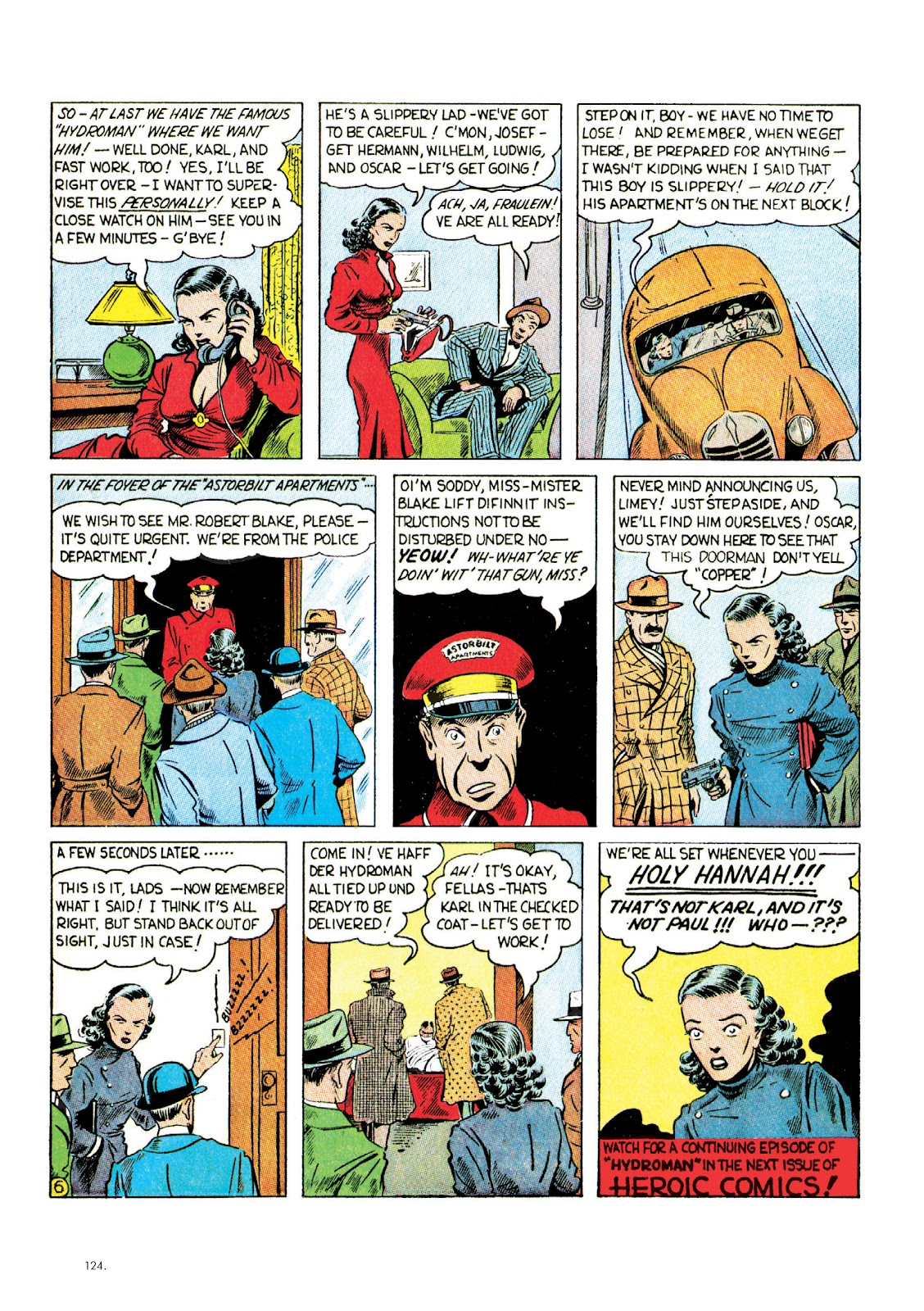 Read online The Bill Everett Archives comic -  Issue # TPB 2 (Part 2) - 25