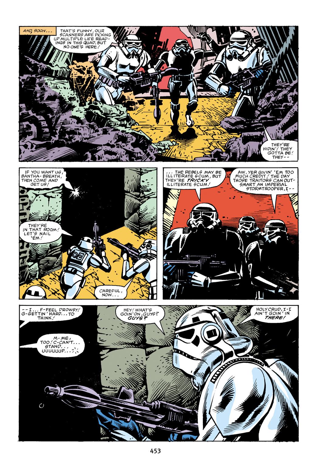 Read online Star Wars Omnibus comic -  Issue # Vol. 16 - 445