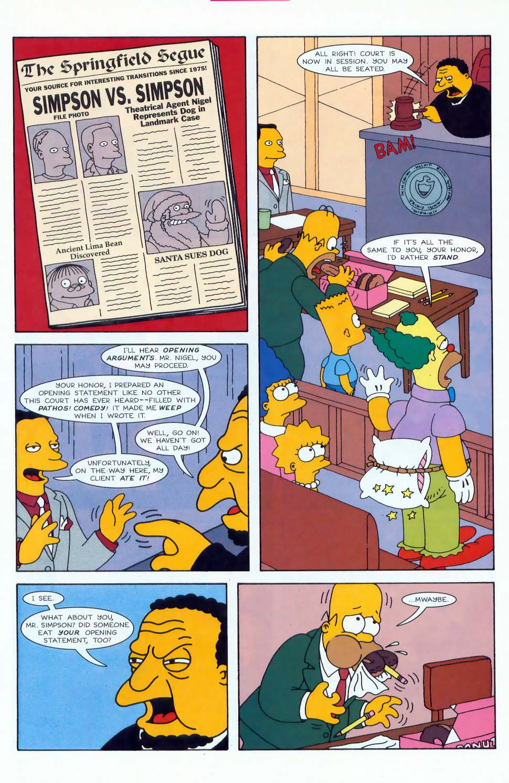Read online Simpsons Comics comic -  Issue #45 - 14