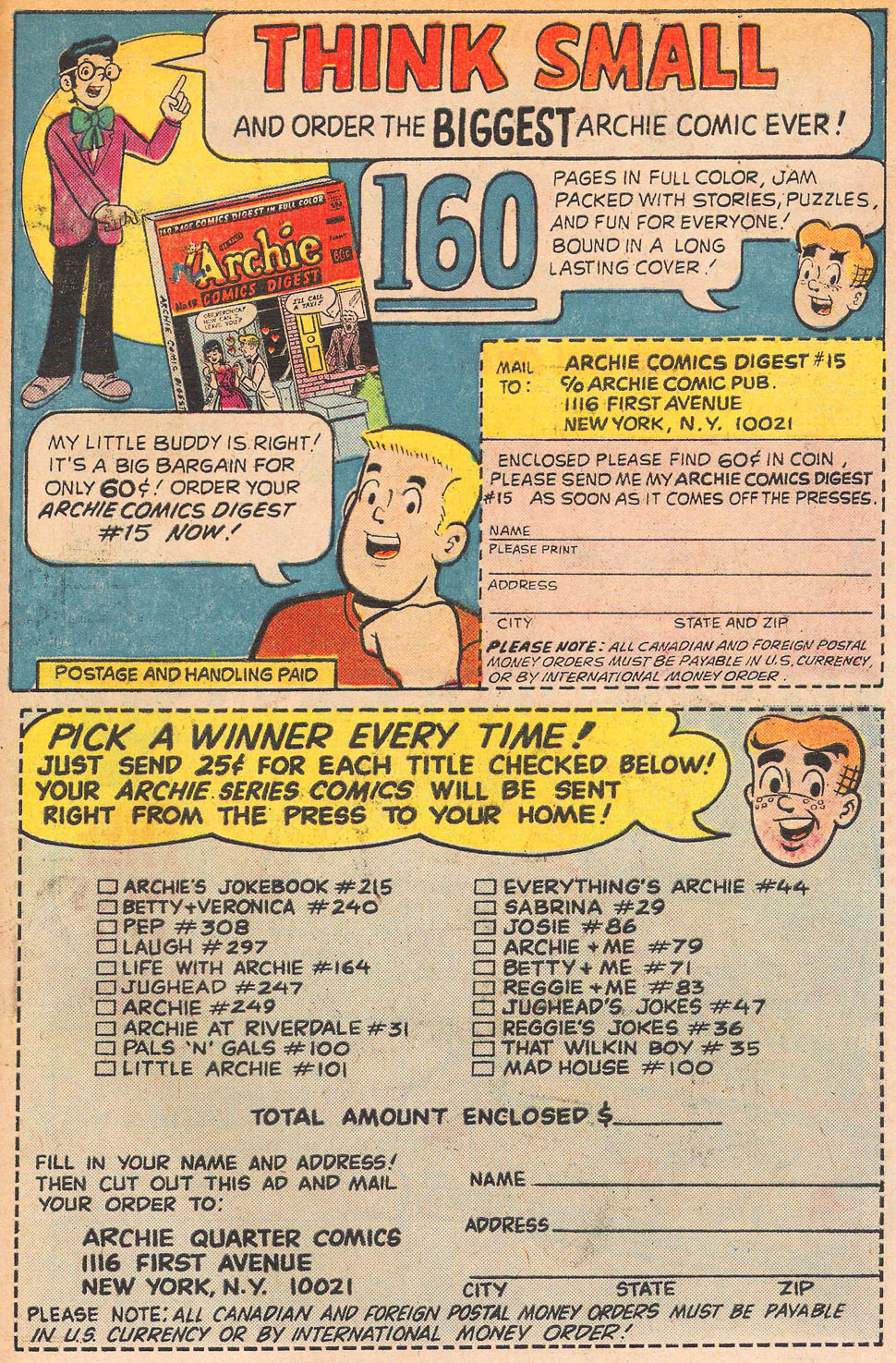 Read online Archie's Girls Betty and Veronica comic -  Issue #239 - 27