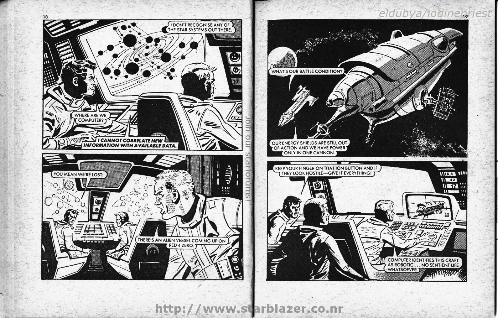 Starblazer issue 60 - Page 11