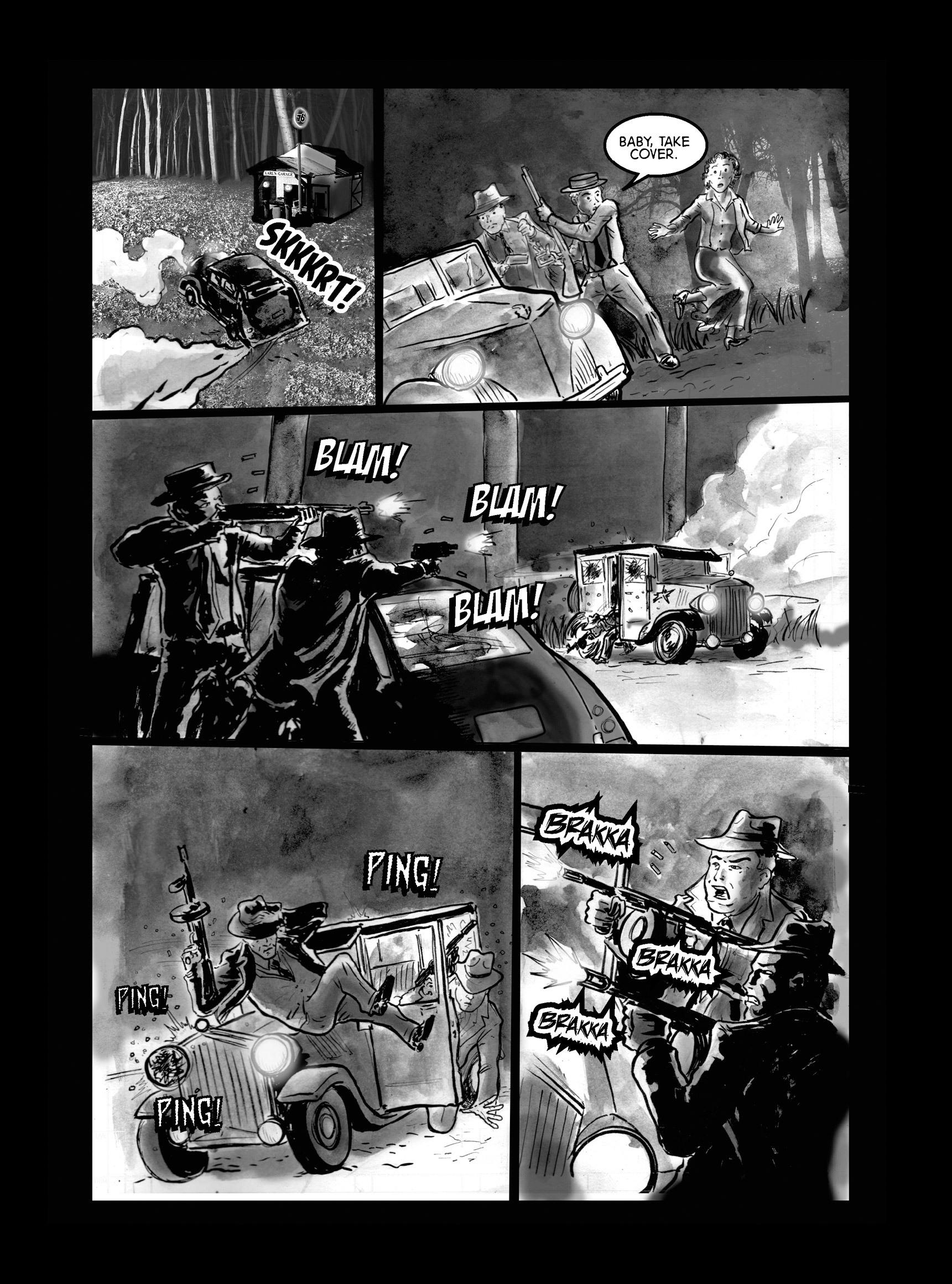 Read online FUBAR comic -  Issue #3 - 244