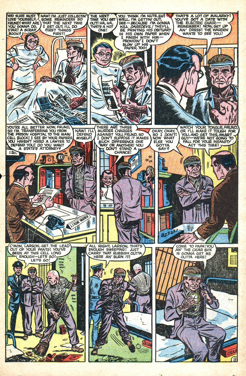 Daredevil (1941) issue 44 - Page 27