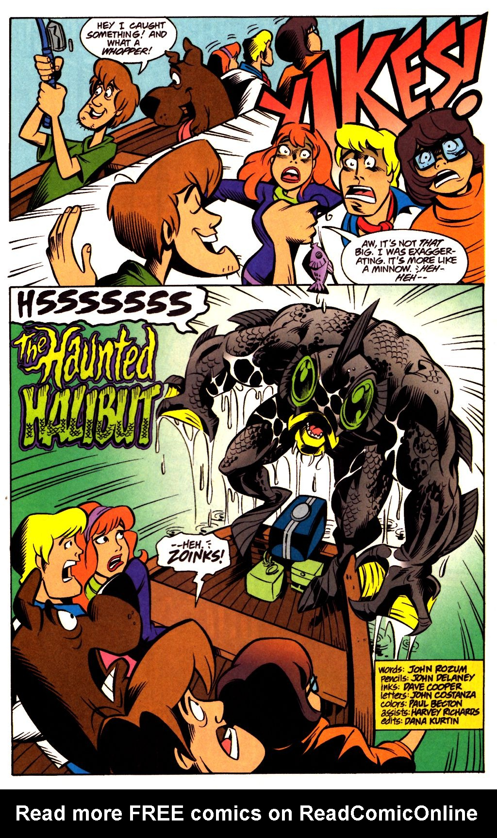Read online Scooby-Doo (1997) comic -  Issue #23 - 16