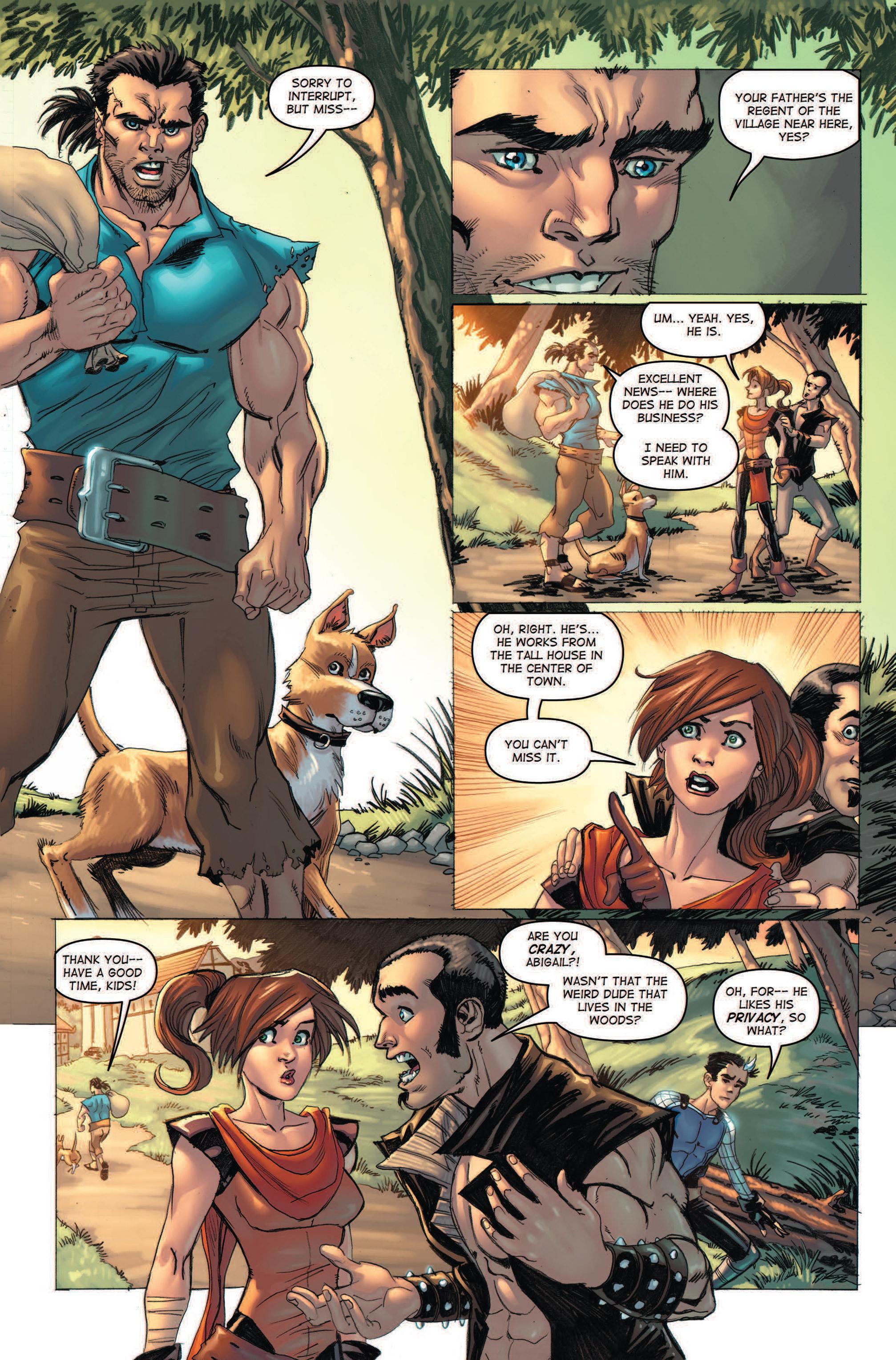 Read online Skyward comic -  Issue #2 - 26