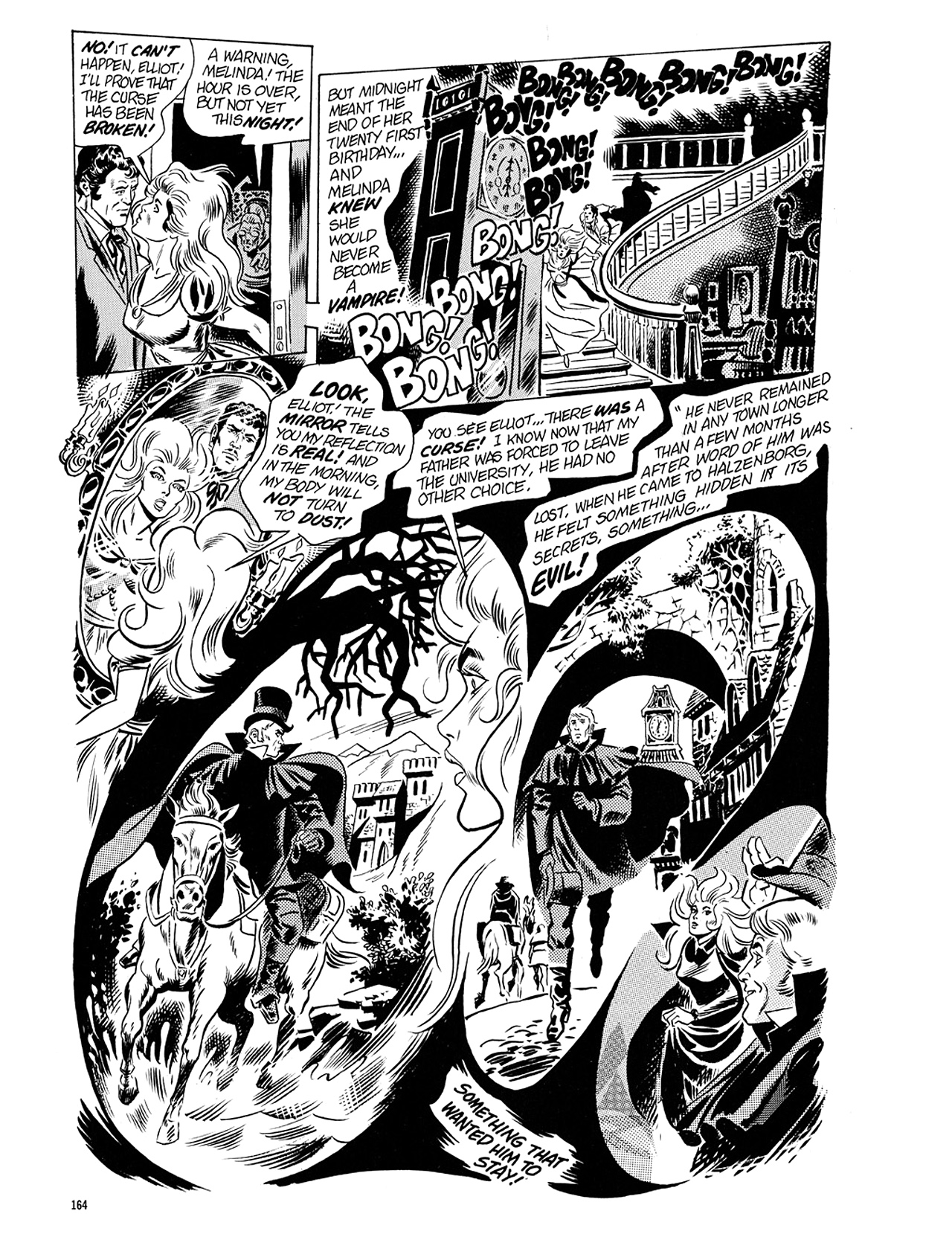 Read online Eerie Archives comic -  Issue # TPB 5 - 165