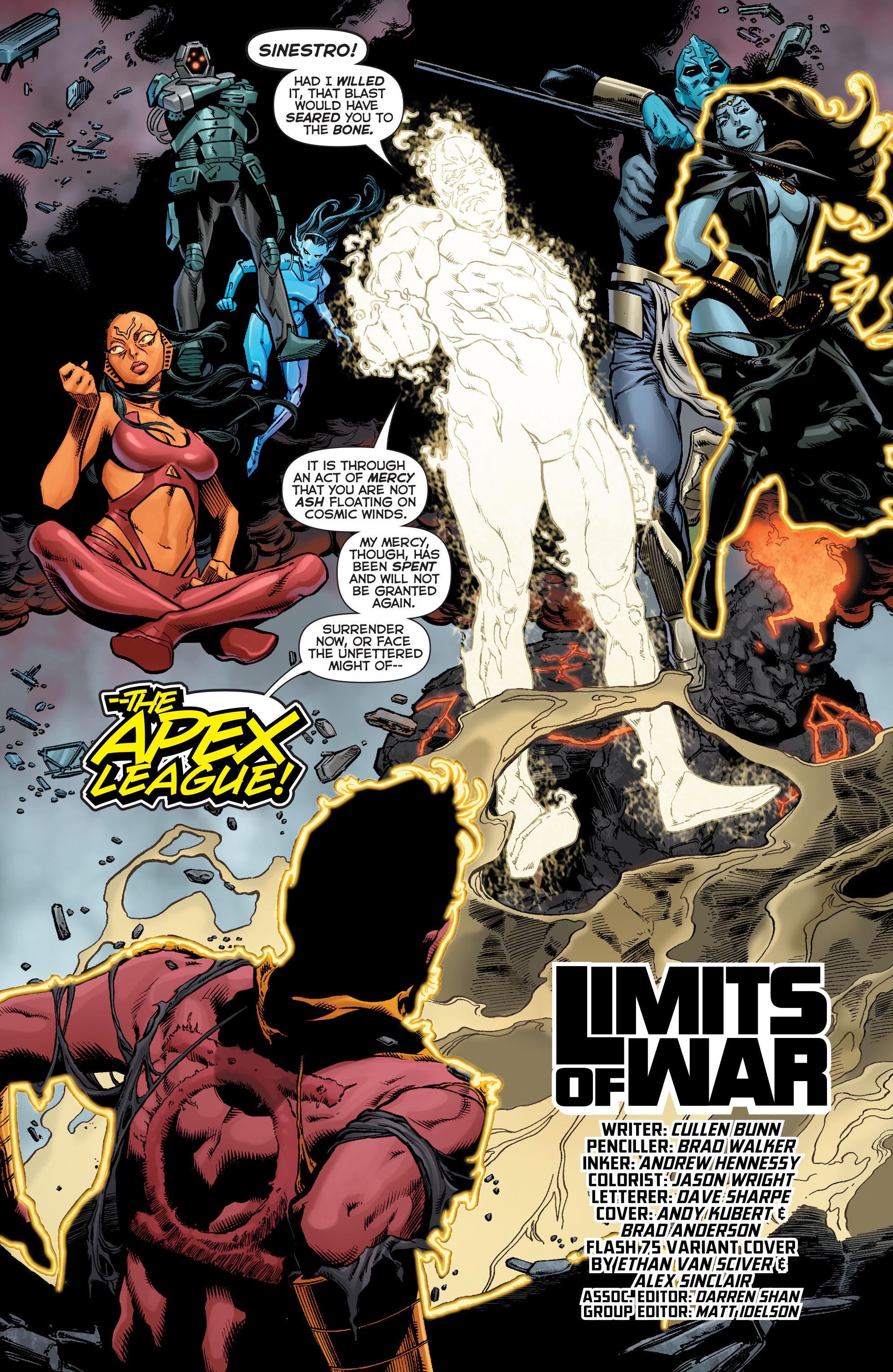 Read online Sinestro comic -  Issue #9 - 21