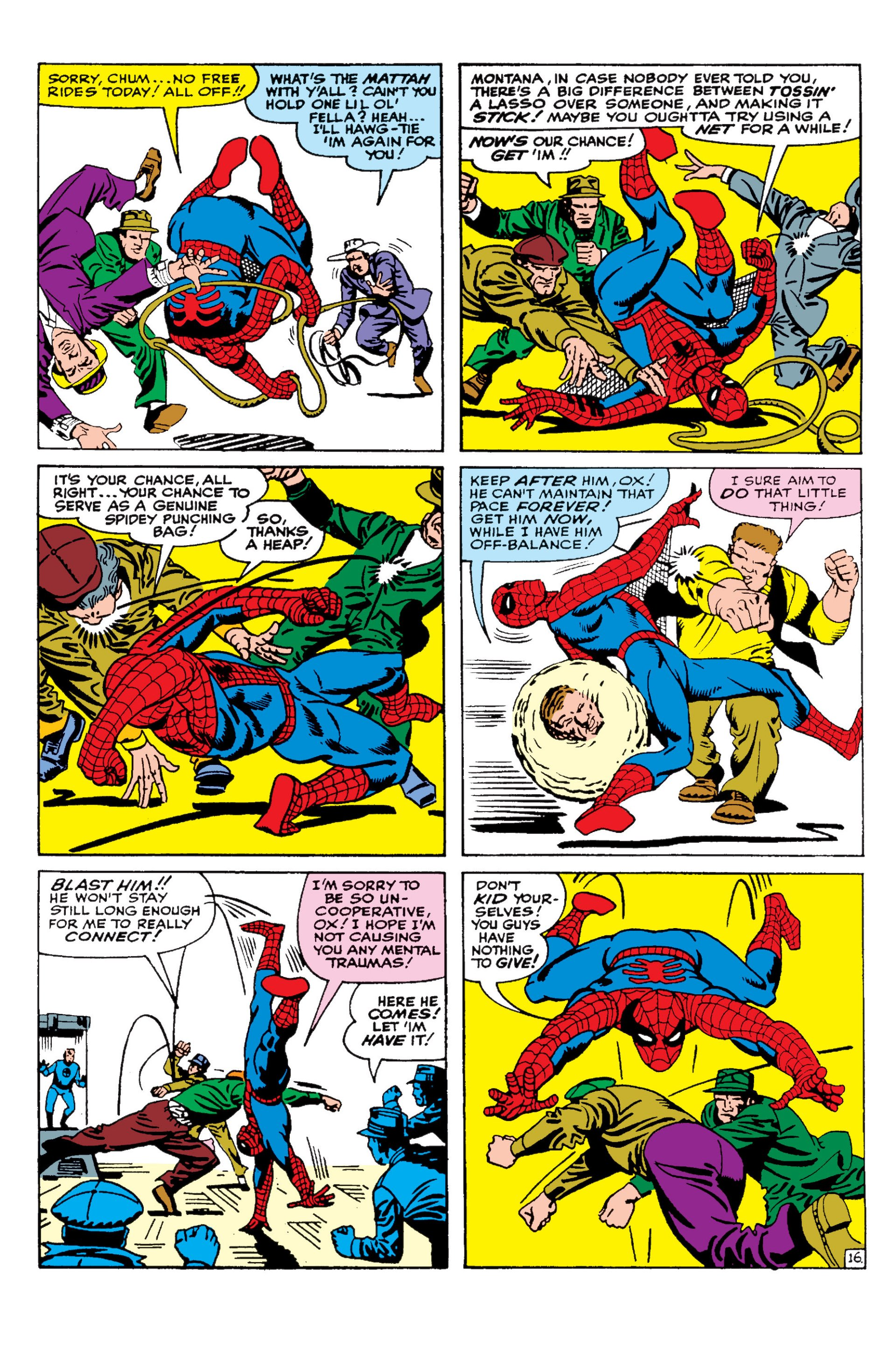 The Amazing Spider-Man (1963) 19 Page 16