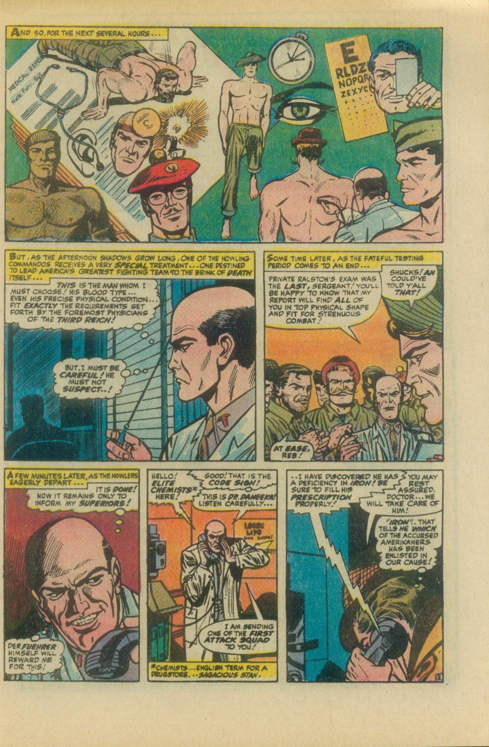 Read online Sgt. Fury comic -  Issue #93 - 5