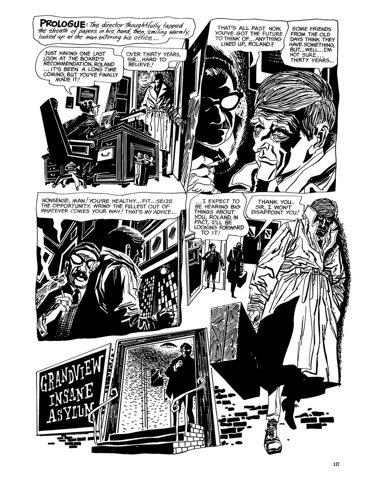 Read online Eerie Archives comic -  Issue # TPB 2 - 138